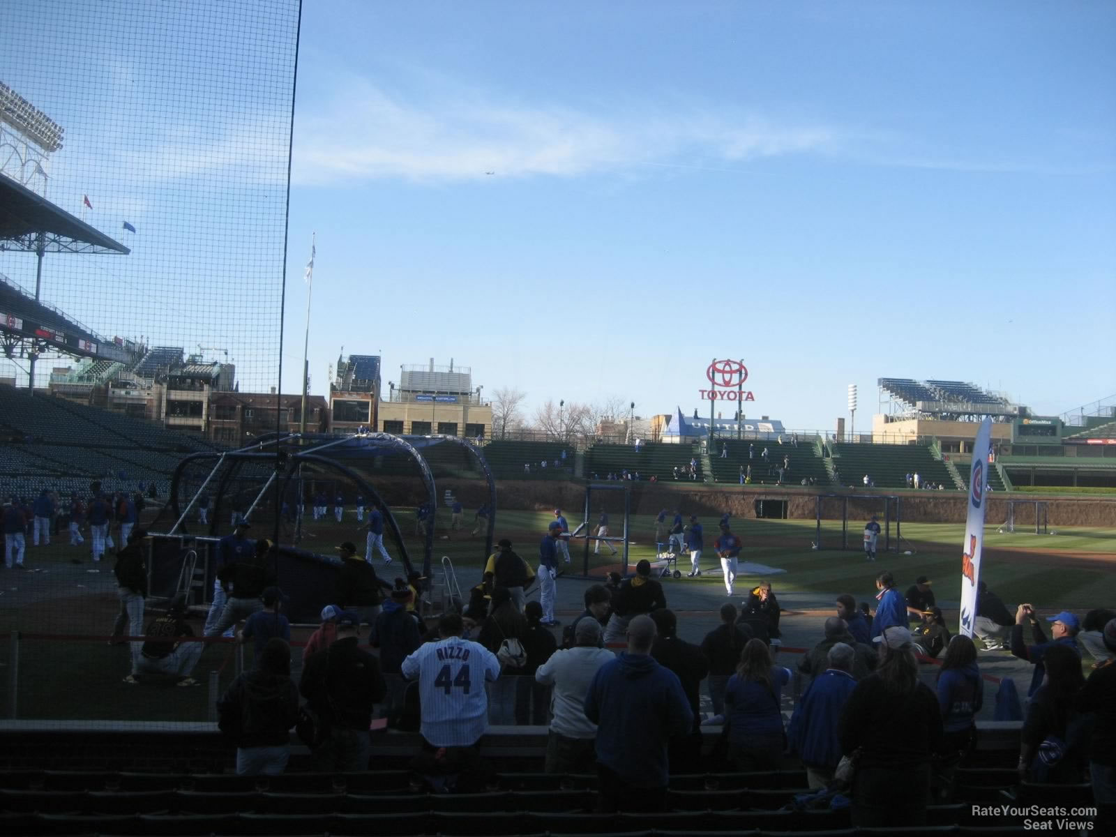 Seat View for Wrigley Field Section 26