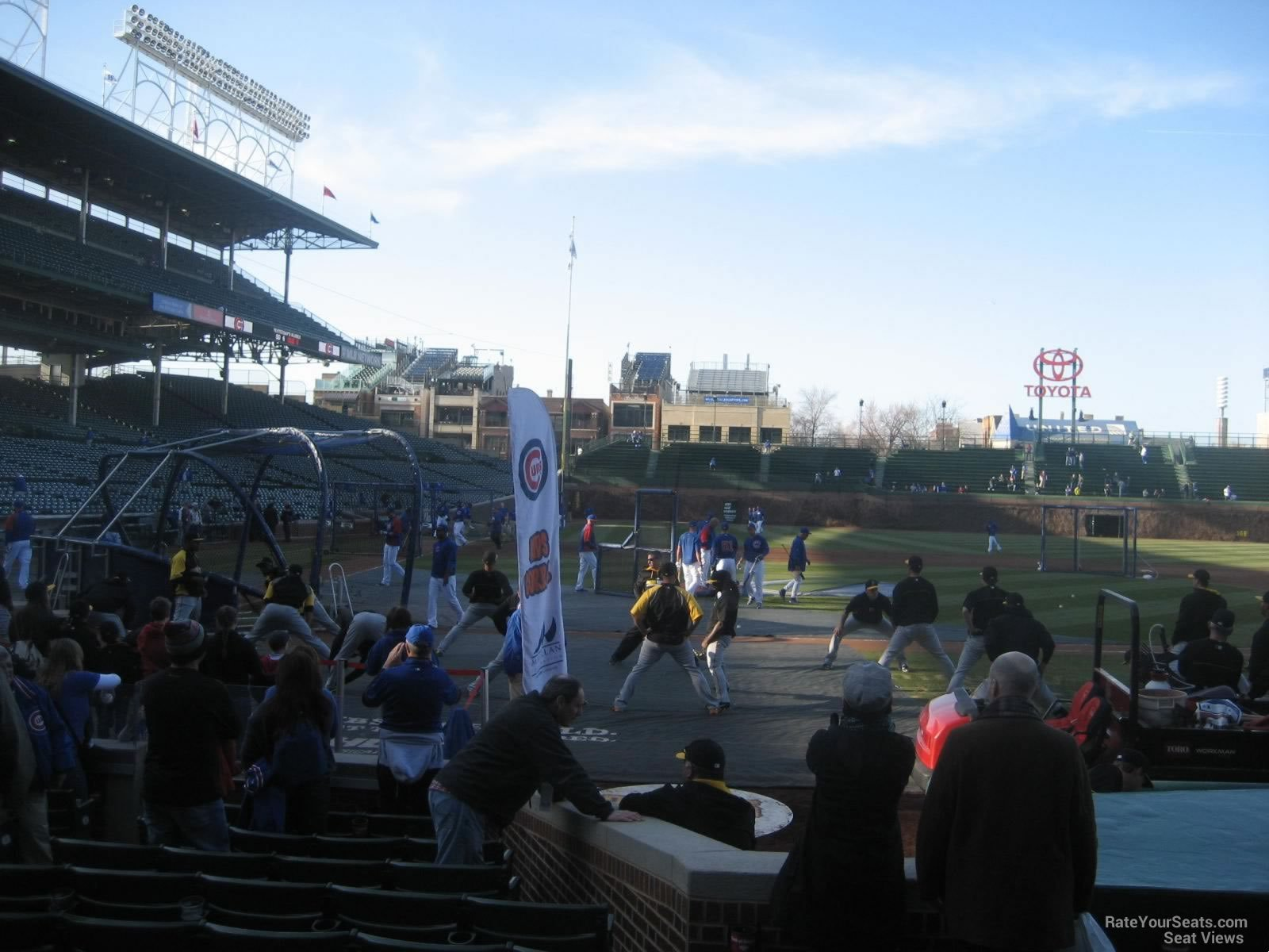 Seat View for Wrigley Field Section 27