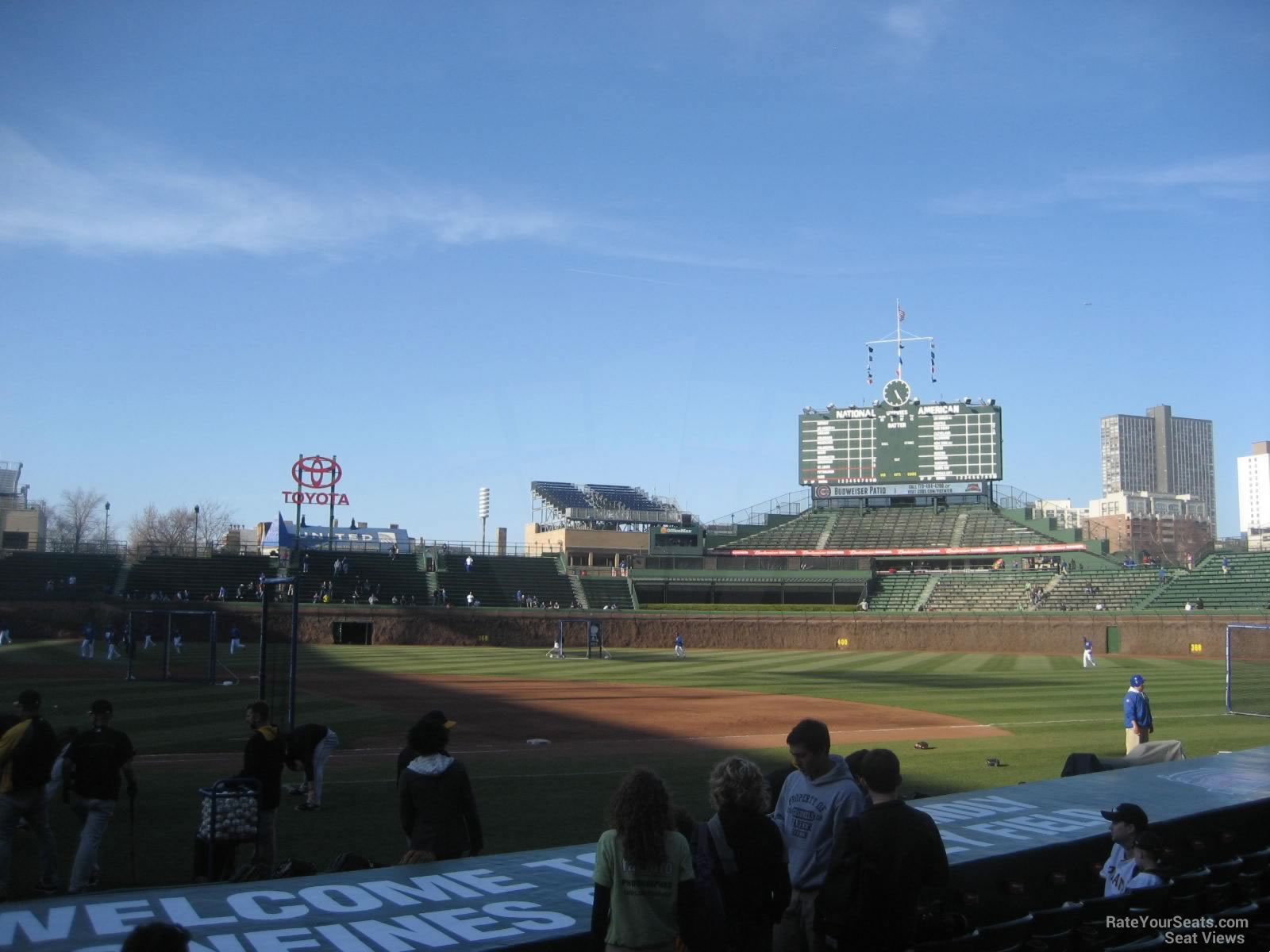 Wrigley Field Section 30