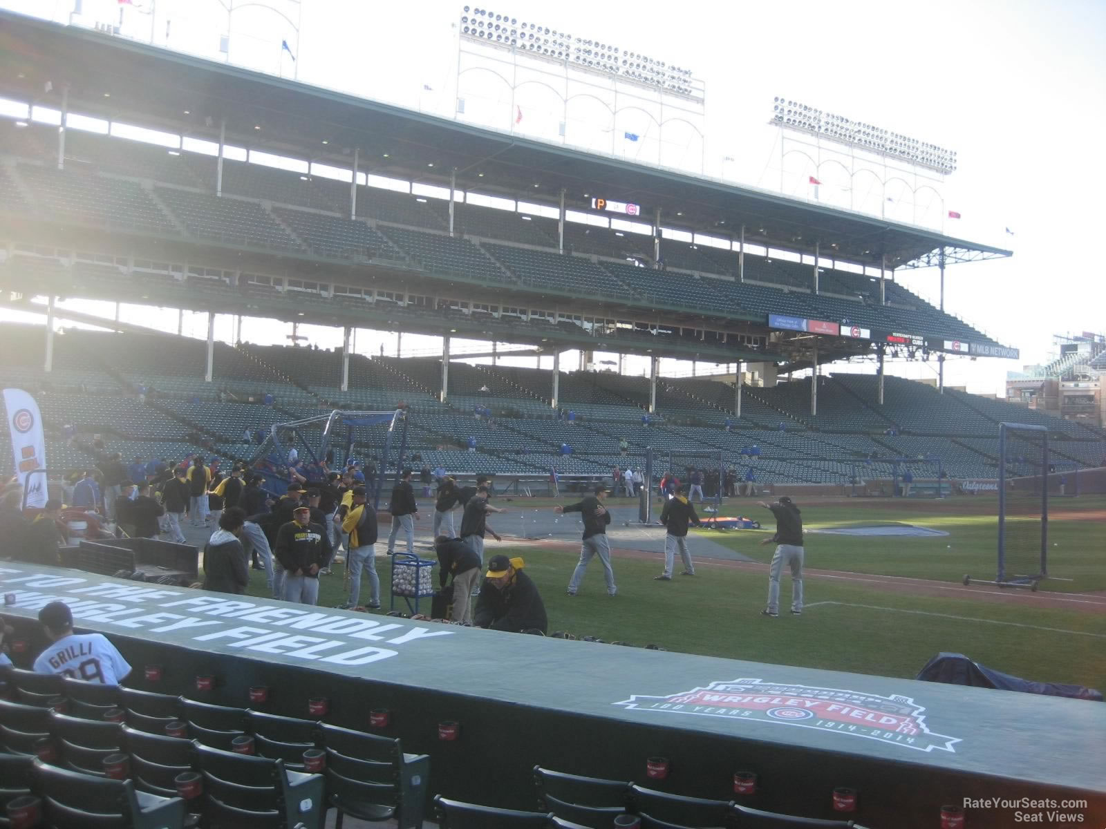 Seat View for Wrigley Field Section 32