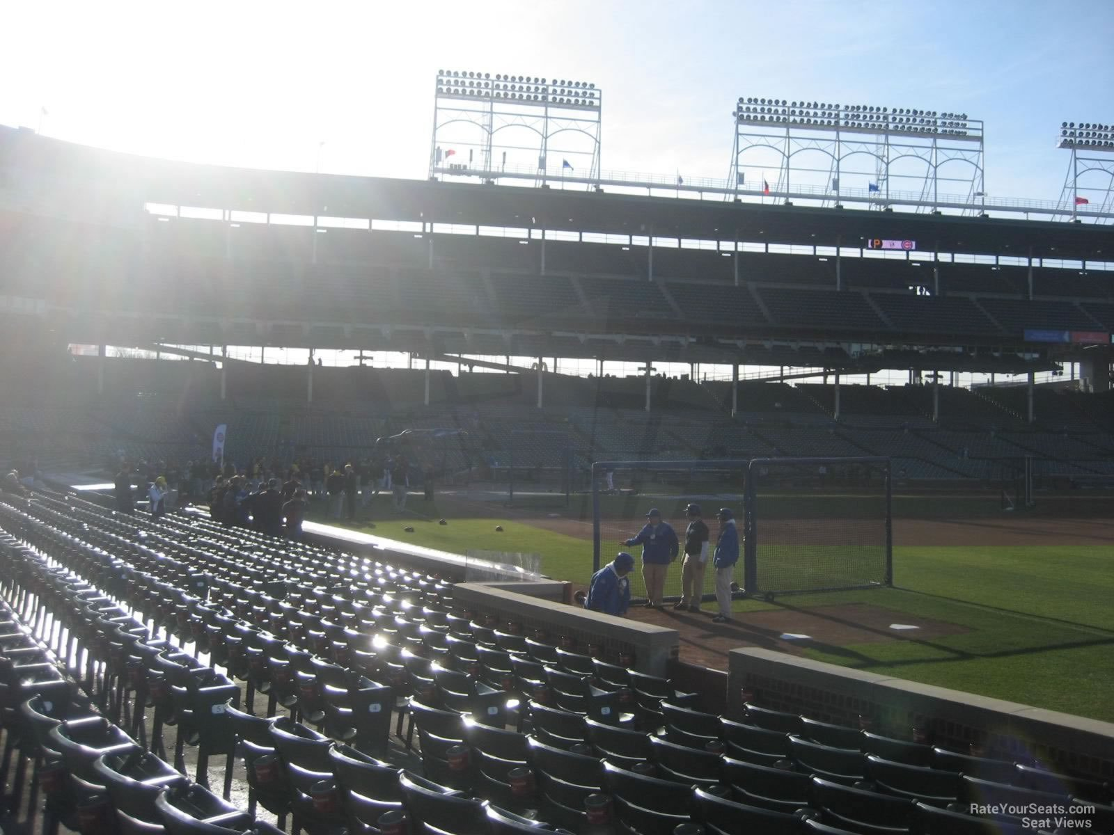 Seat View for Wrigley Field Section 36