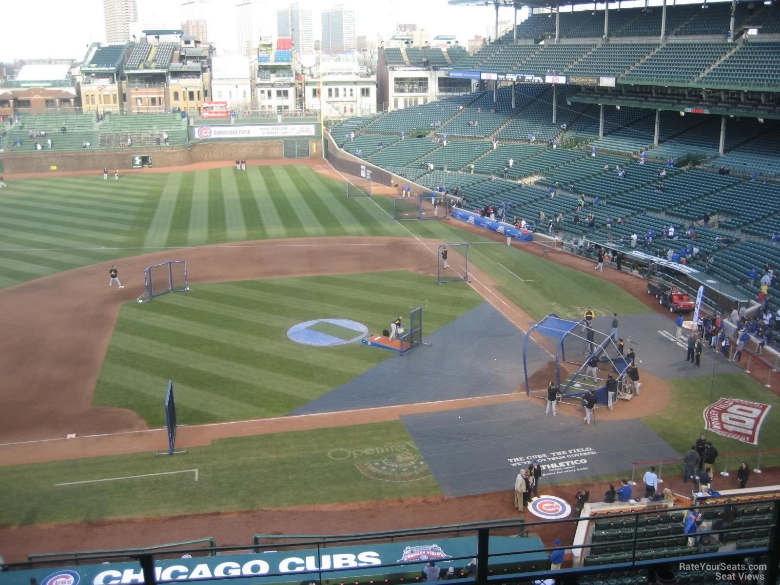 Seat View for Wrigley Field Section 415