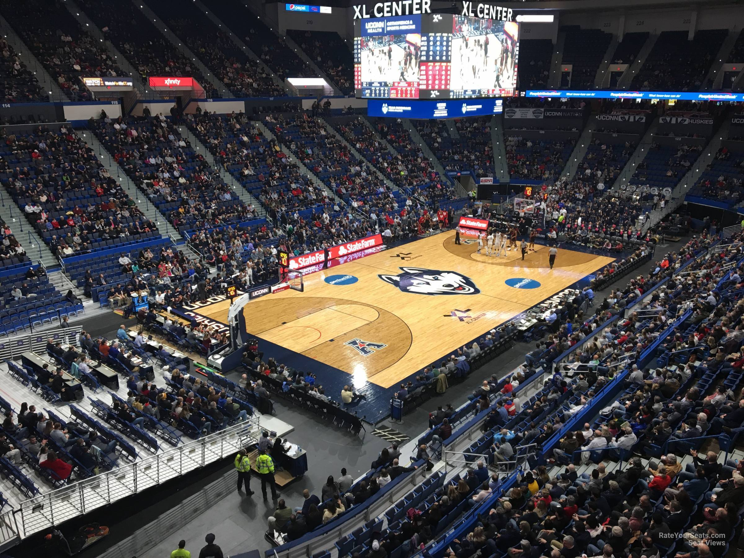 Xl Center Section 232