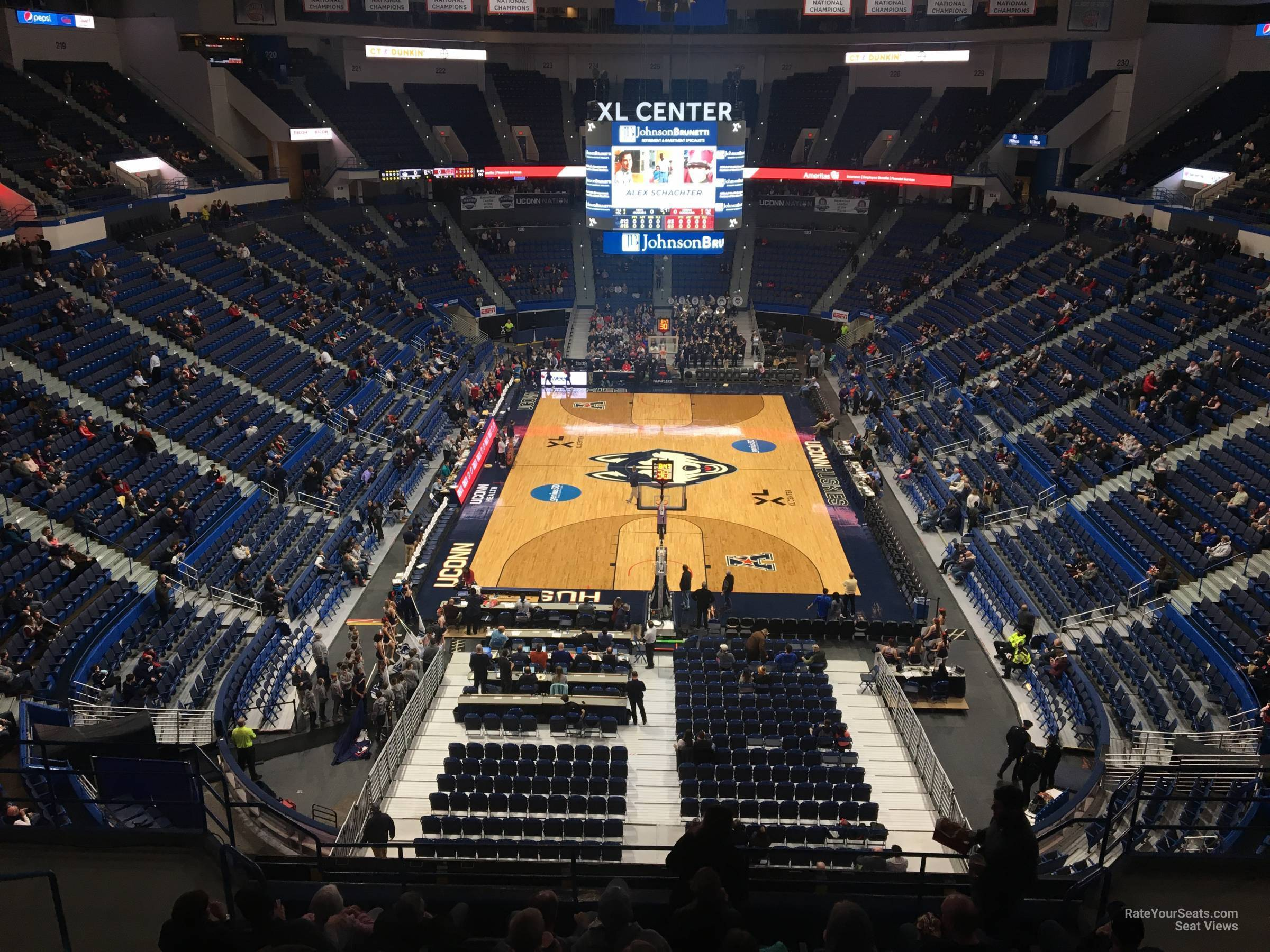 Xl Center Section 236