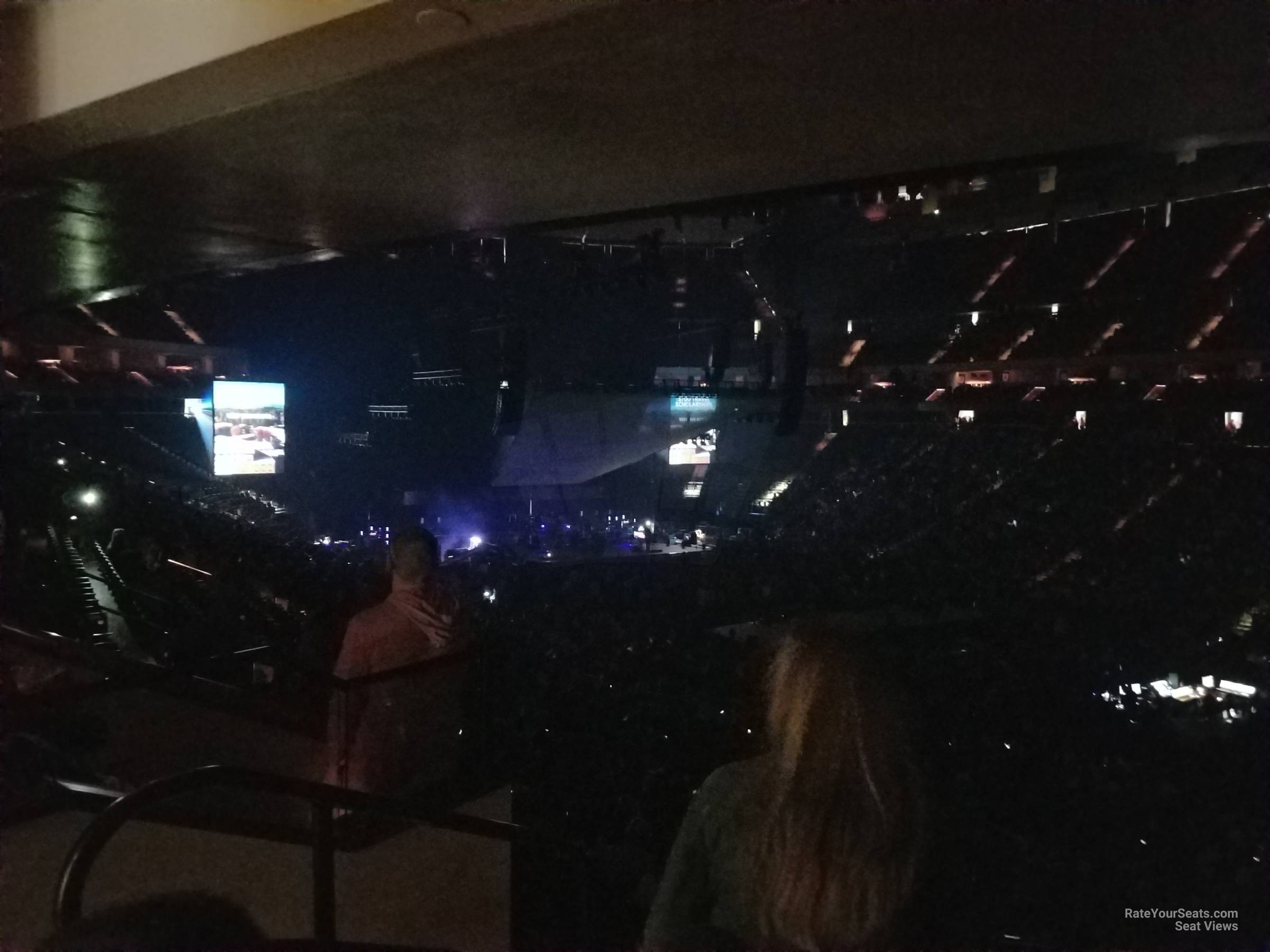 Concert Seat View for Xcel Energy Center Section 113, Row 26