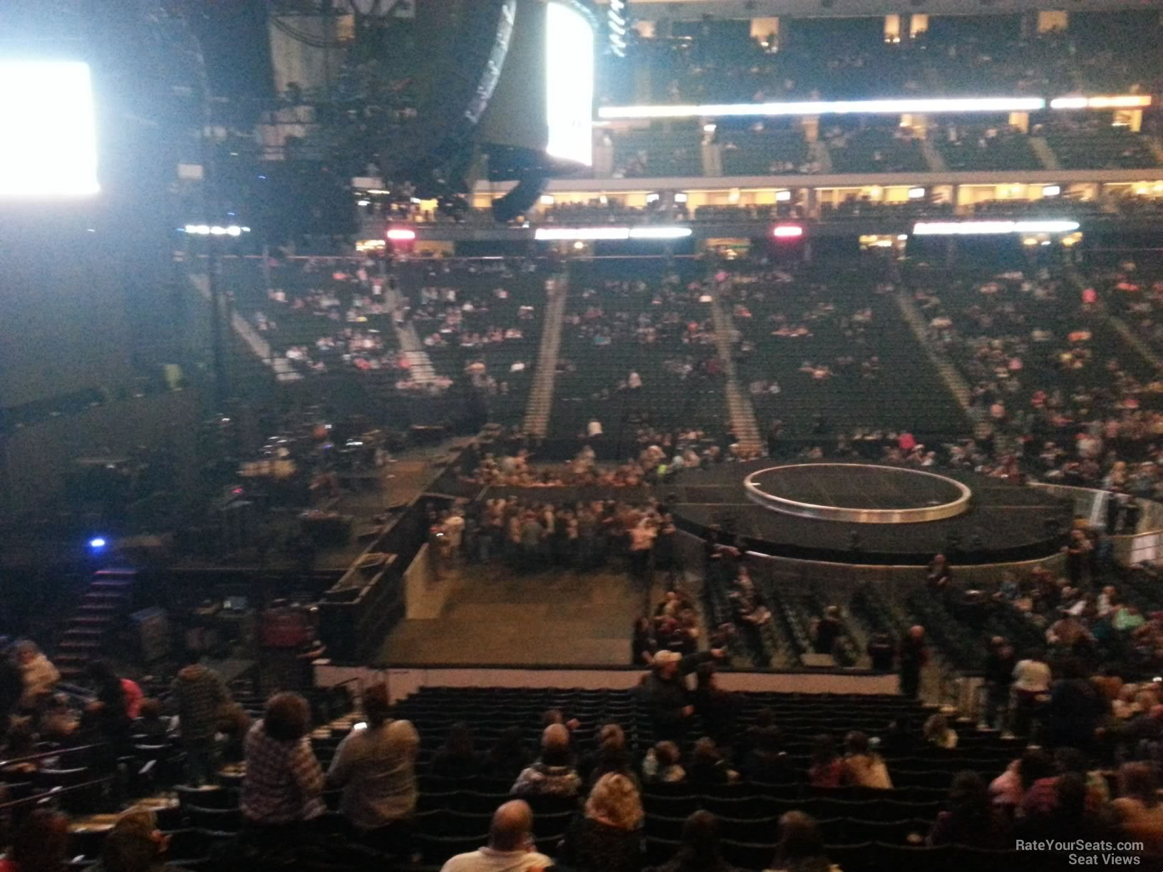 xcel energy center section 118 concert seating rateyourseats com
