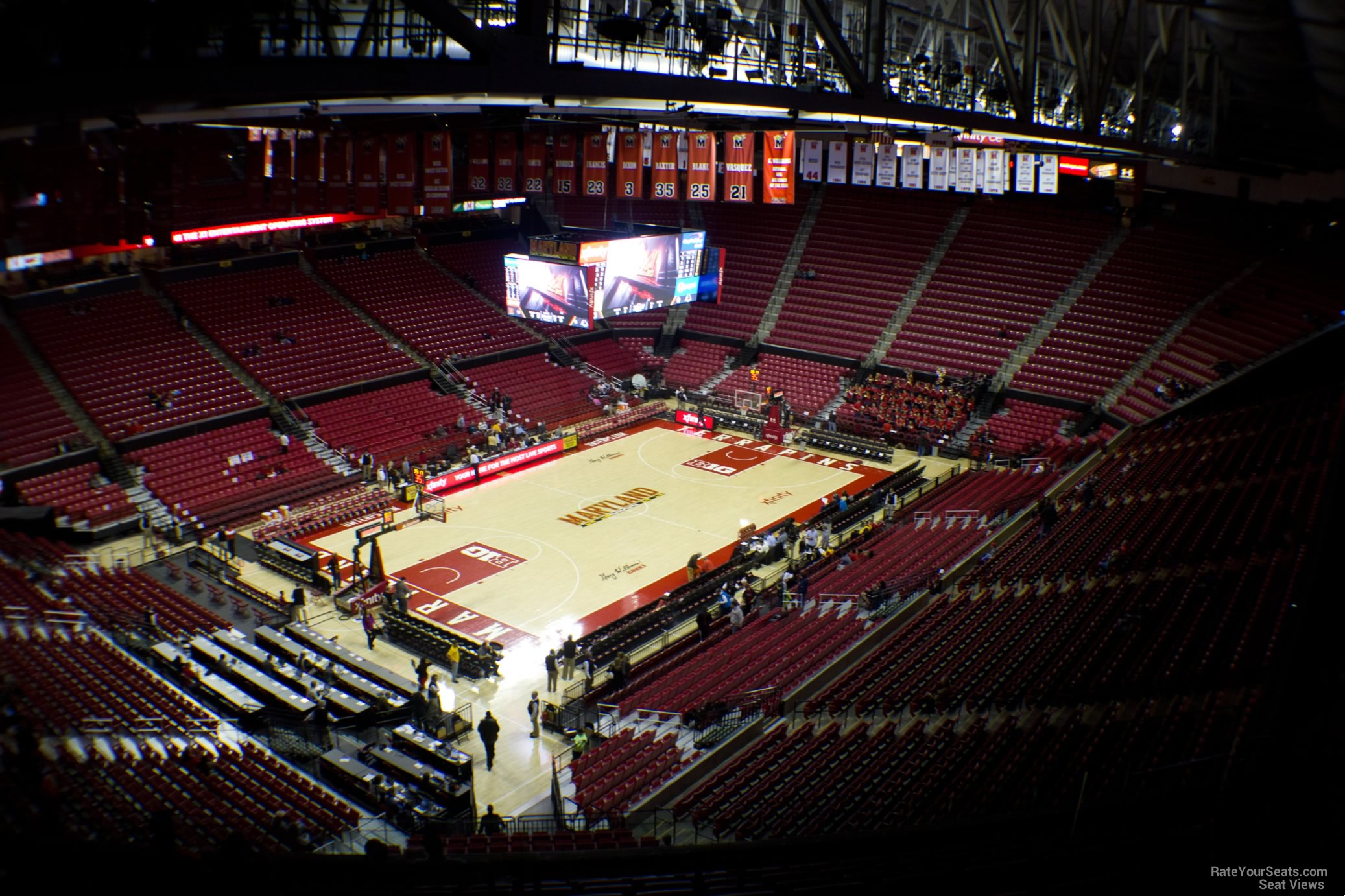 Comcast Center Section 210 Rateyourseats Com