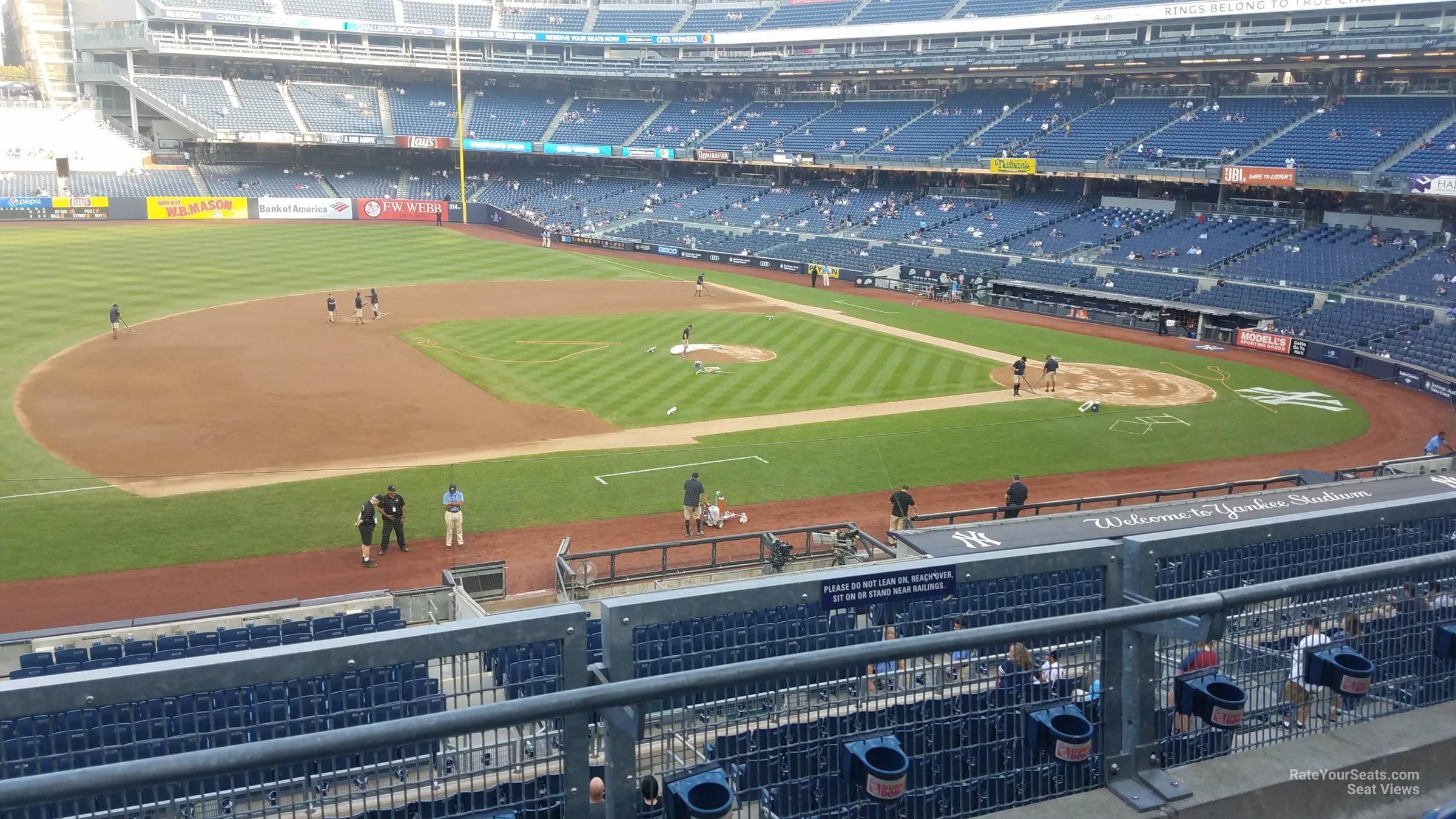 Yankee Stadium Section 226 - New York Yankees ...