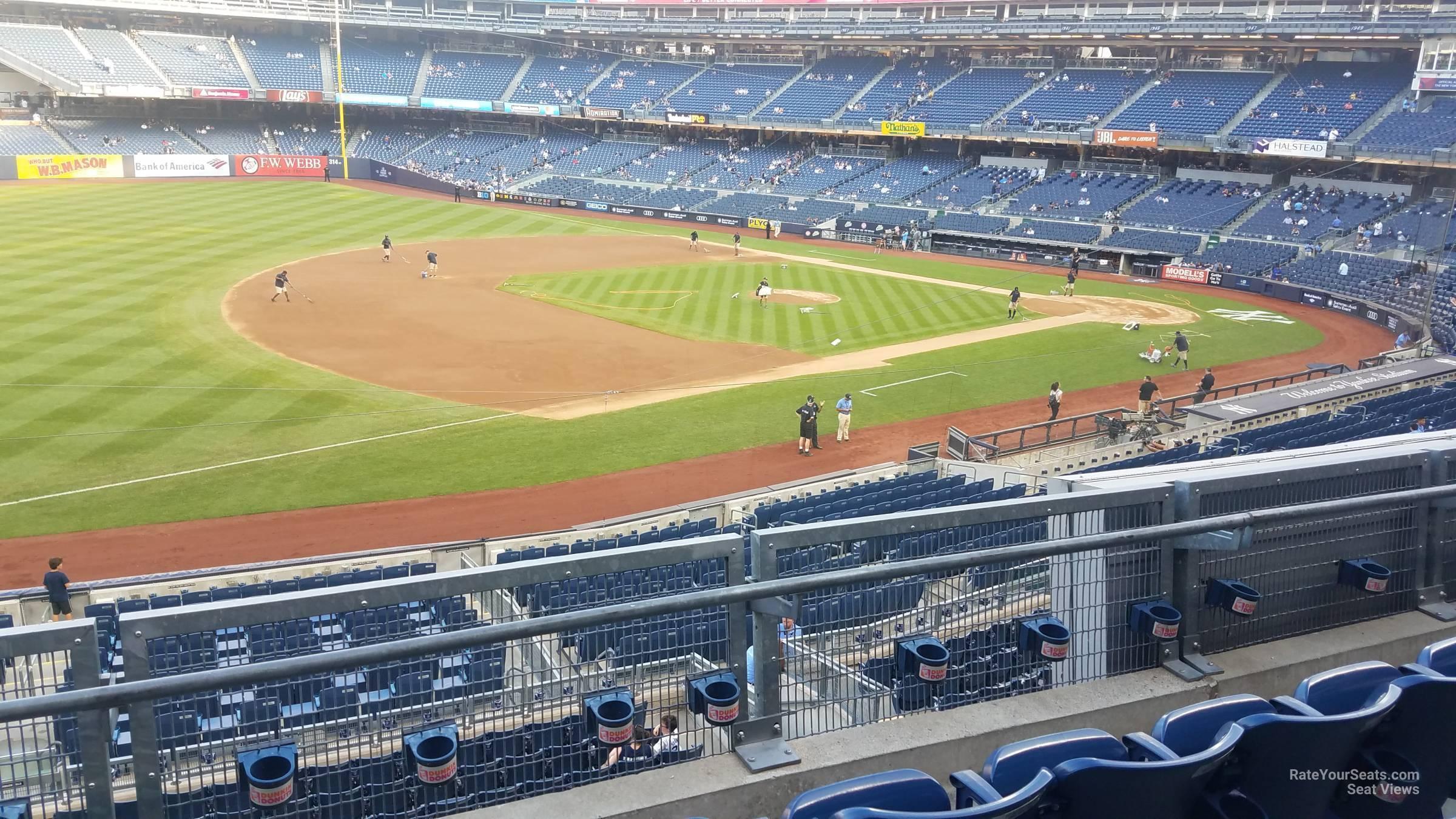 Yankee Stadium Section 227B - New York Yankees ...