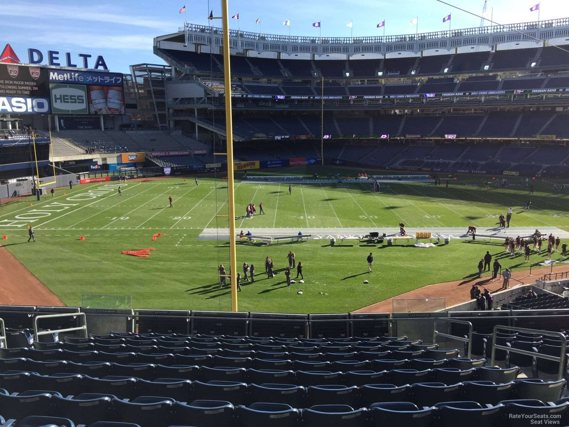 Section 232A seat view