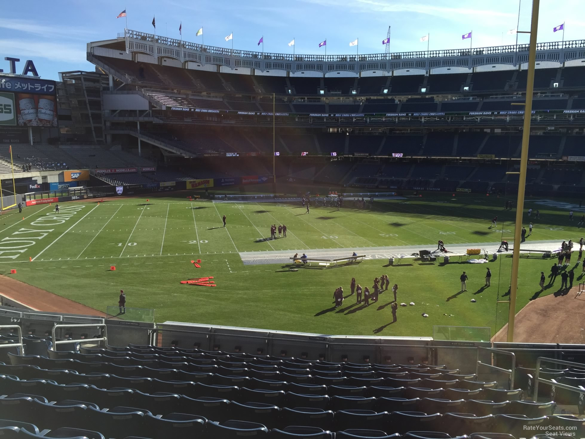 Section 233A seat view