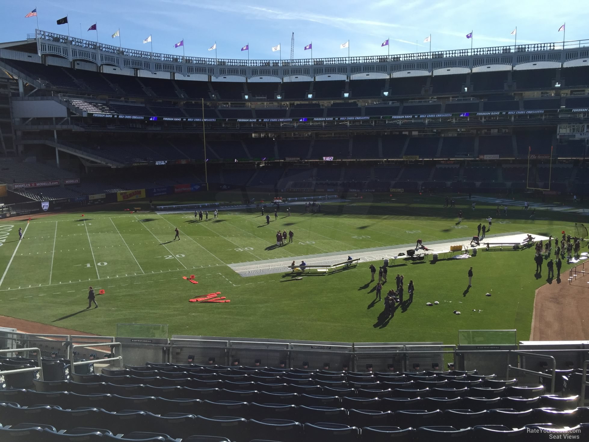 Section 233B seat view