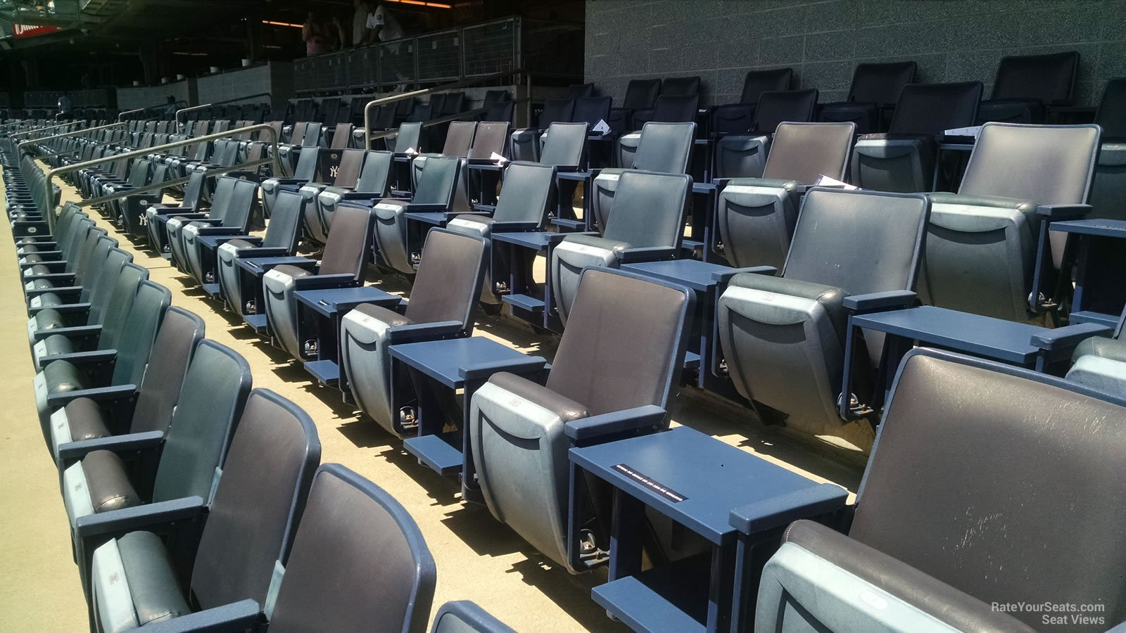 Yankee Stadium Section 125 Seats