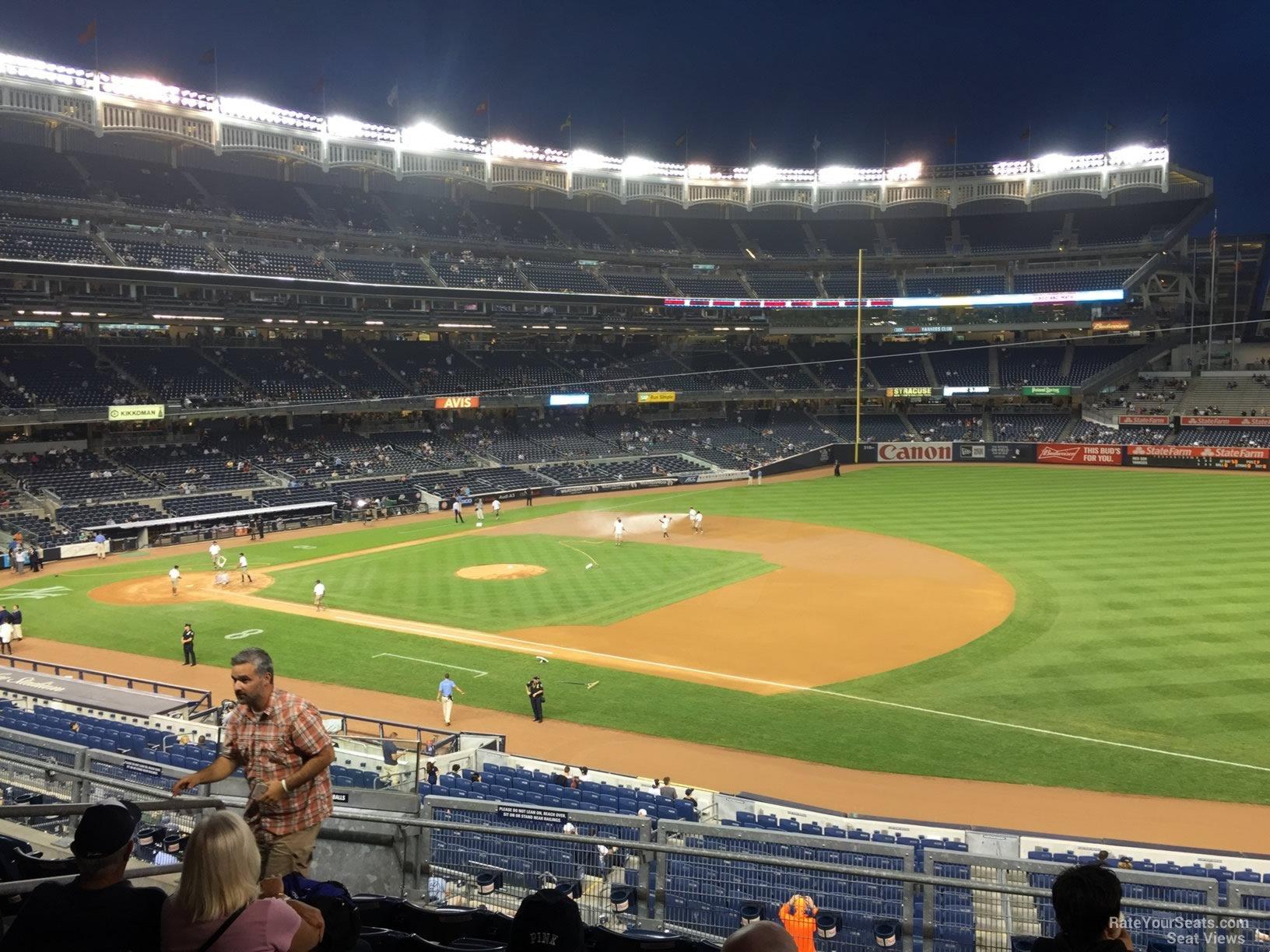 Yankee Stadium Seating Chart Baseball | Brokeasshome.com