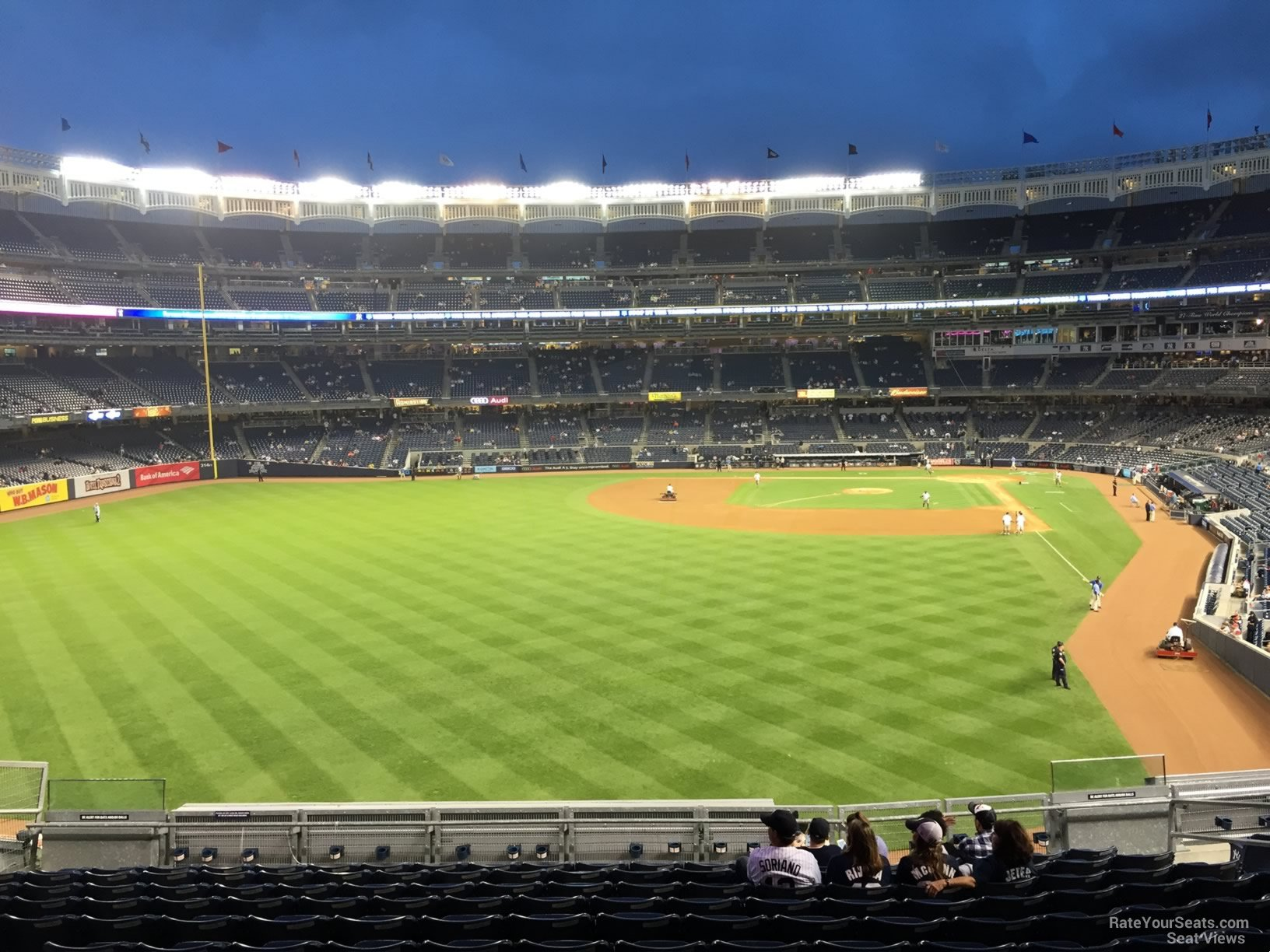 Yankee Stadium Seating Chart Section 234 | Awesome Home
