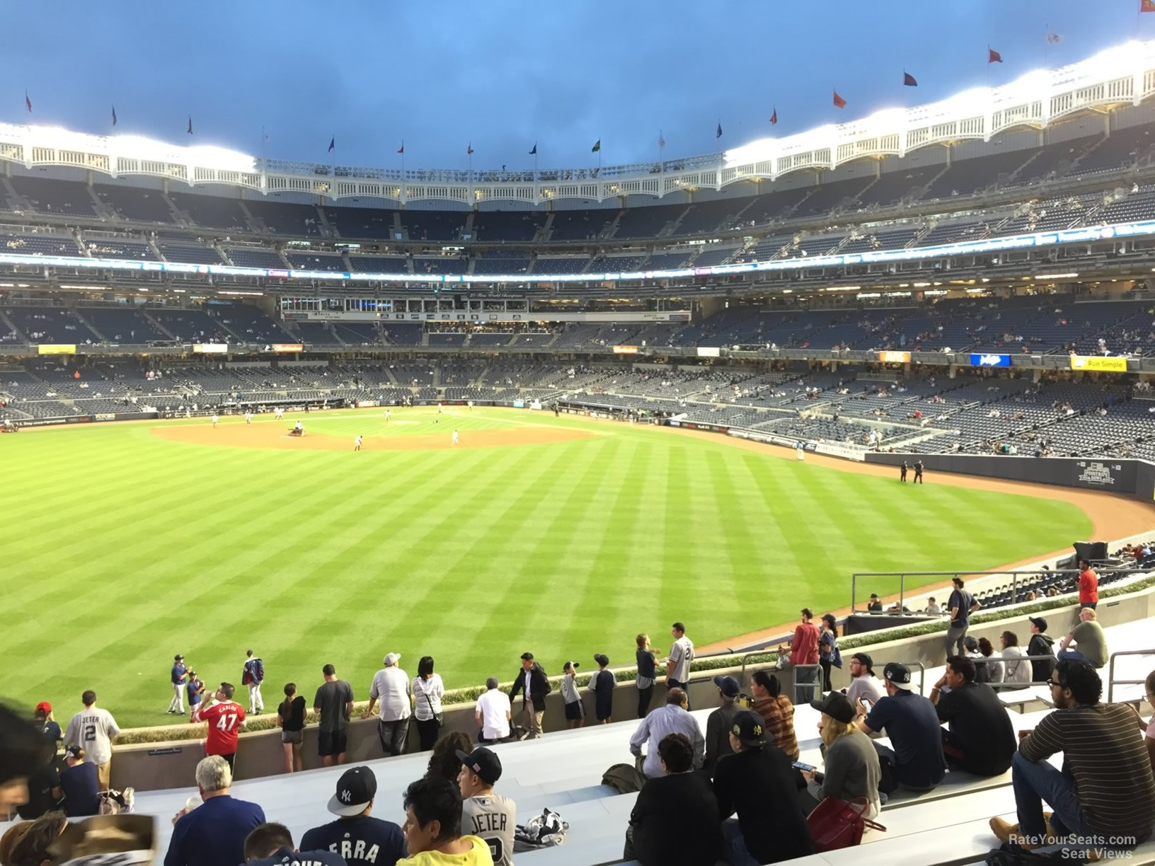Yankee Stadium Section 238 - New York Yankees - RateYourSeats.com