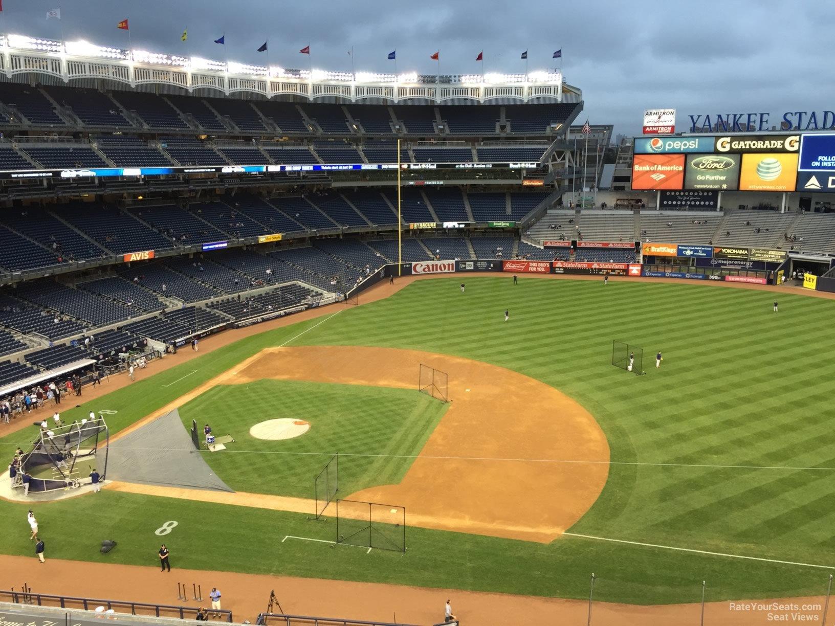 Yankee Stadium Section 314 New York Yankees