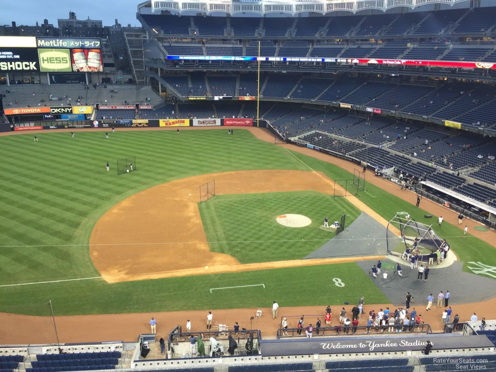 Yankee Stadium Section 325 - New York Yankees ... | 1632 x 1224 jpeg 445kB