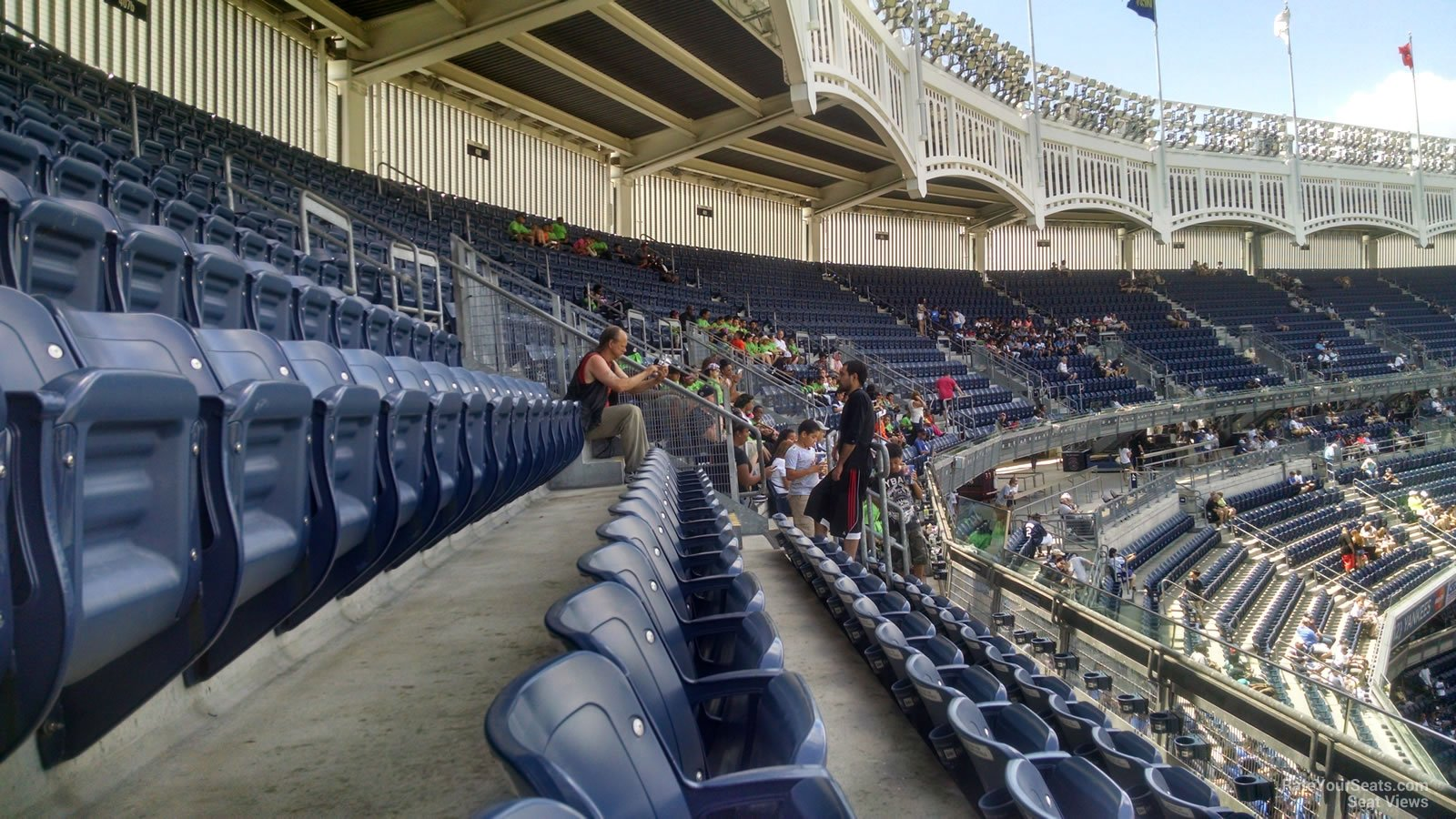Yankee Stadium Section 407A Seats