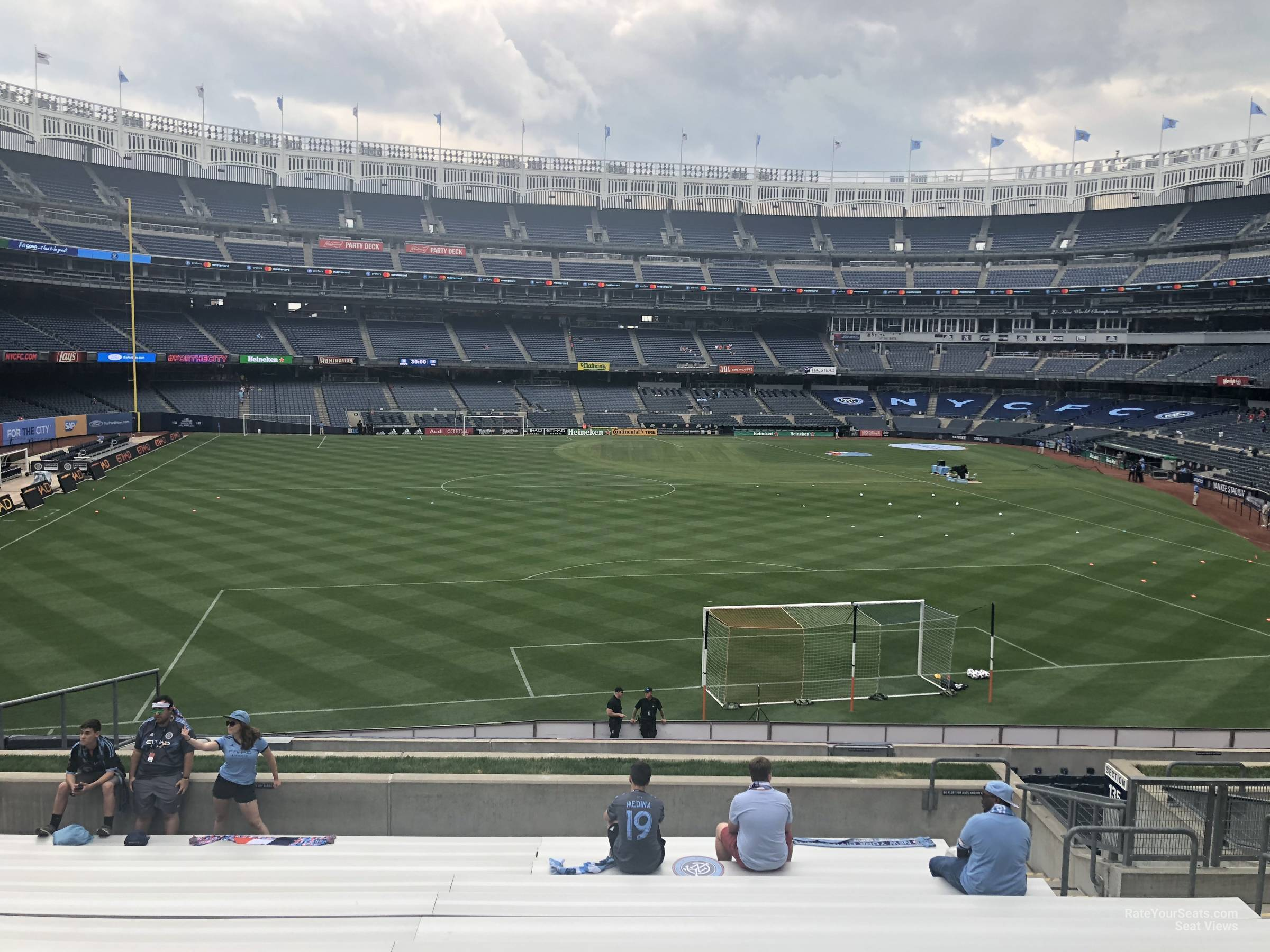 Section 236 seat view