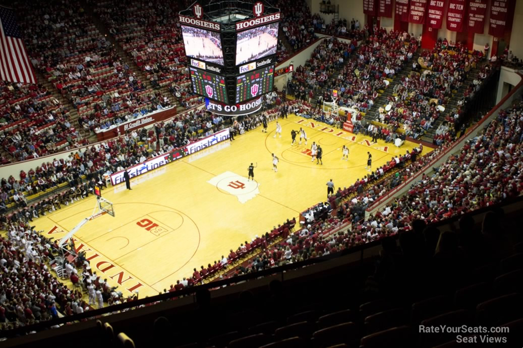 Seat View for Assembly Hall Section MM