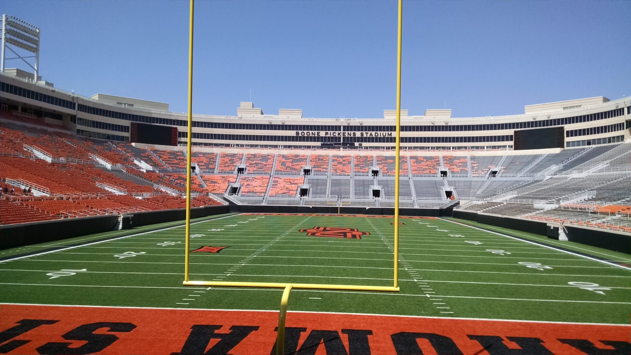 Boone Pickens Stadium (Oklahoma St.) Seating Guide ...