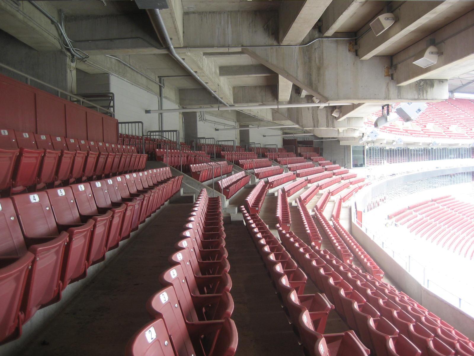 Bryant Denny Stadium Alabama Seating Guide Rateyourseatscom