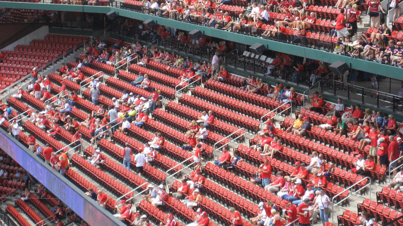 Cardinals Seating Chart Infield Redbird Club Elcho Table