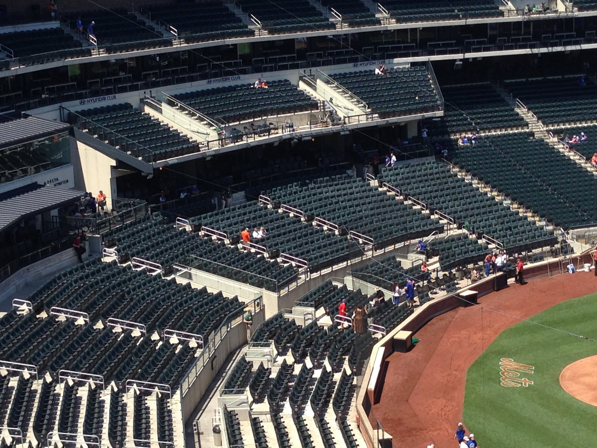 New York Mets Seating Guide - Citi Field - RateYourSeats.com