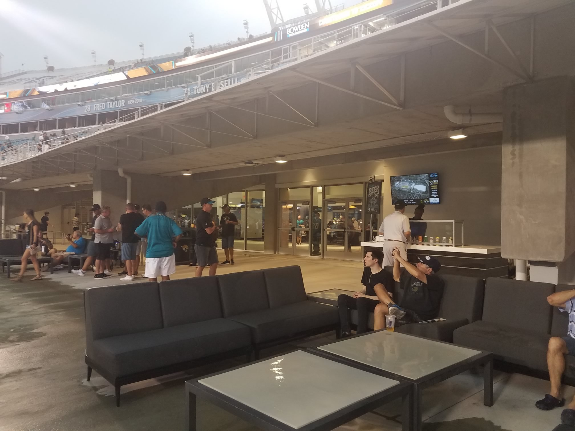 Jacksonville Jaguars Seating Guide Tiaa Bank Field