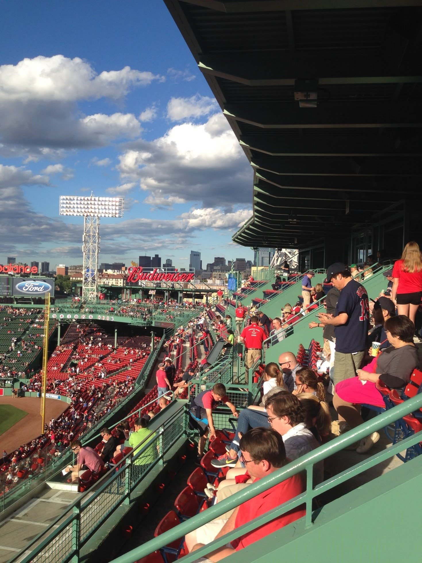 boston red sox seating guide - fenway park - rateyourseats