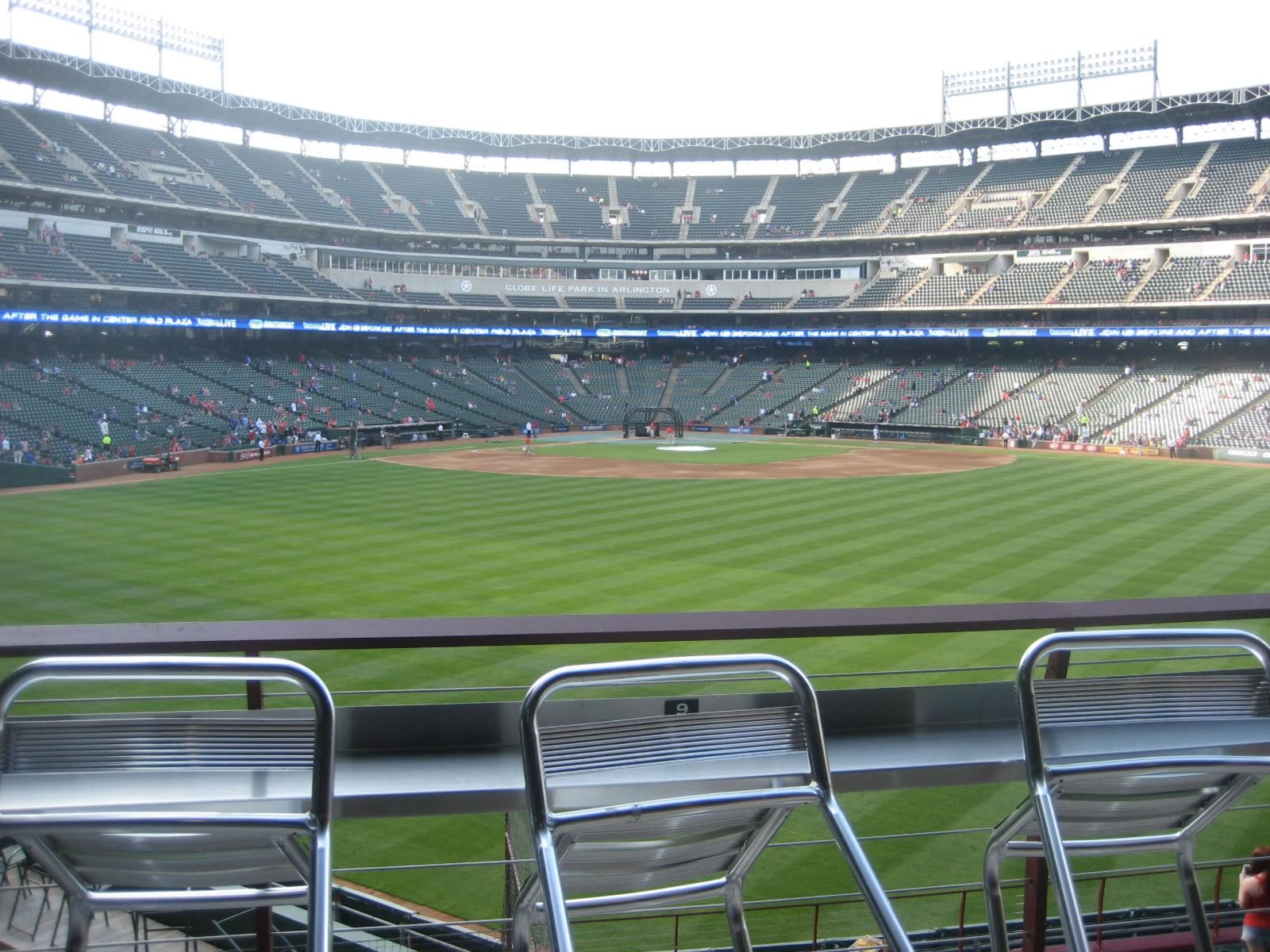 Other Photos From Globe Life Park Rangers Ballpark