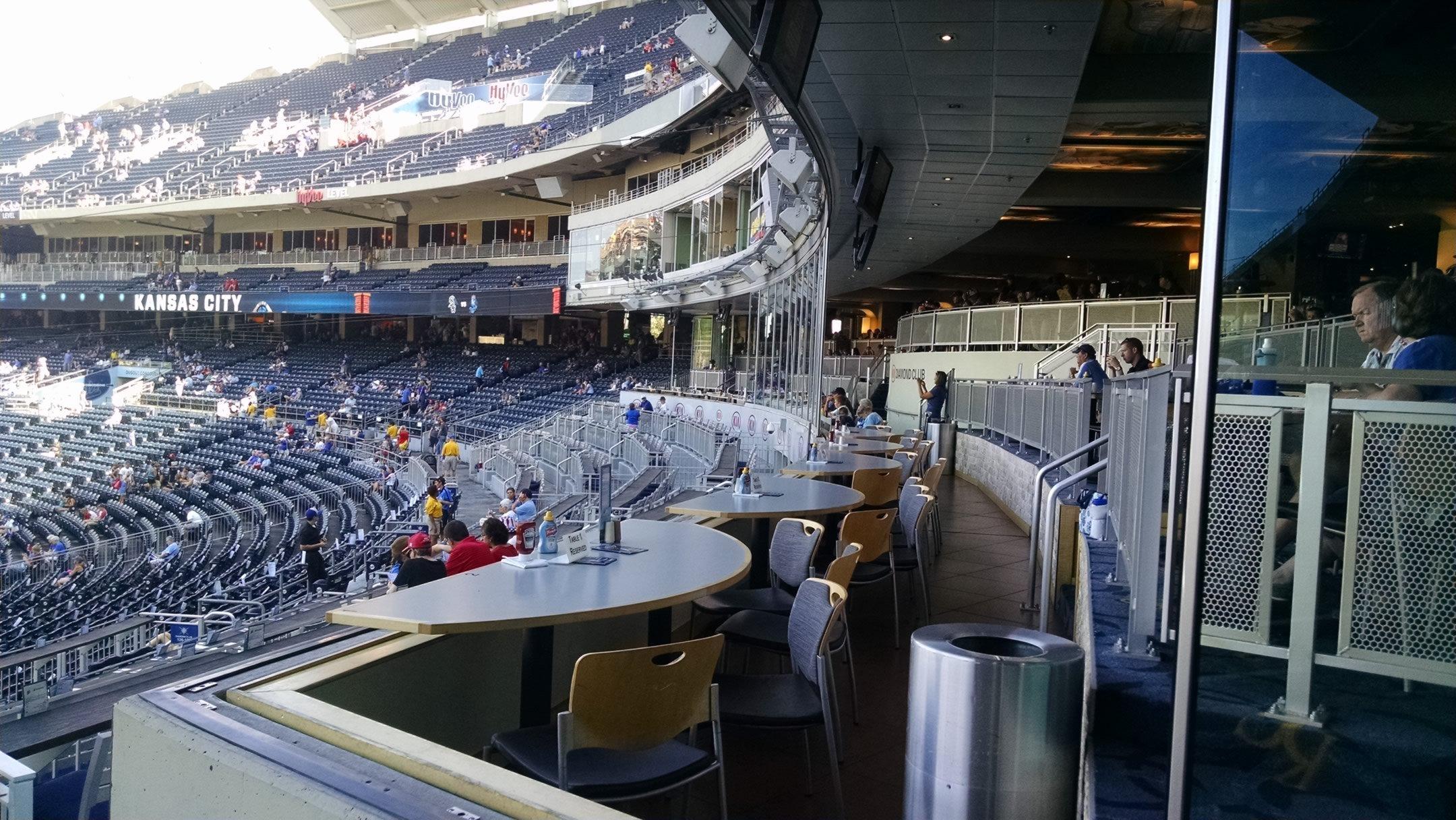 Kansas City Royals Seating Guide Kauffman Stadium Rateyourseats Com