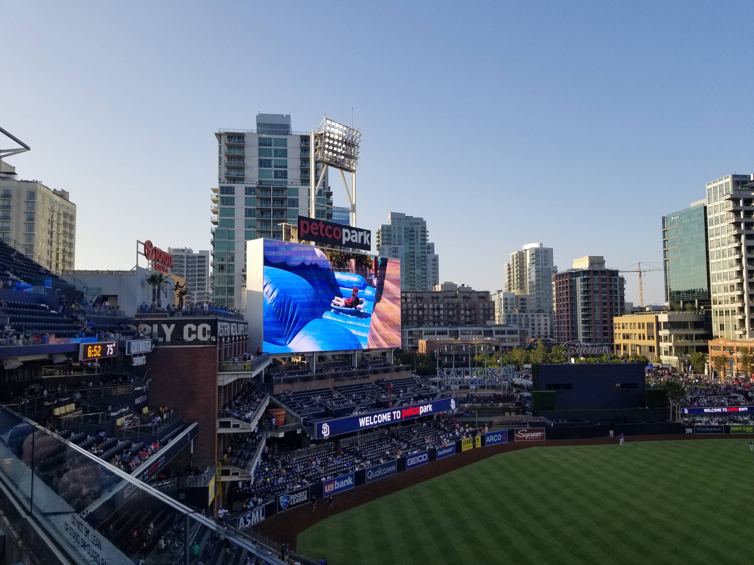 Petco Park Seating For Padres Games Rateyourseats Com