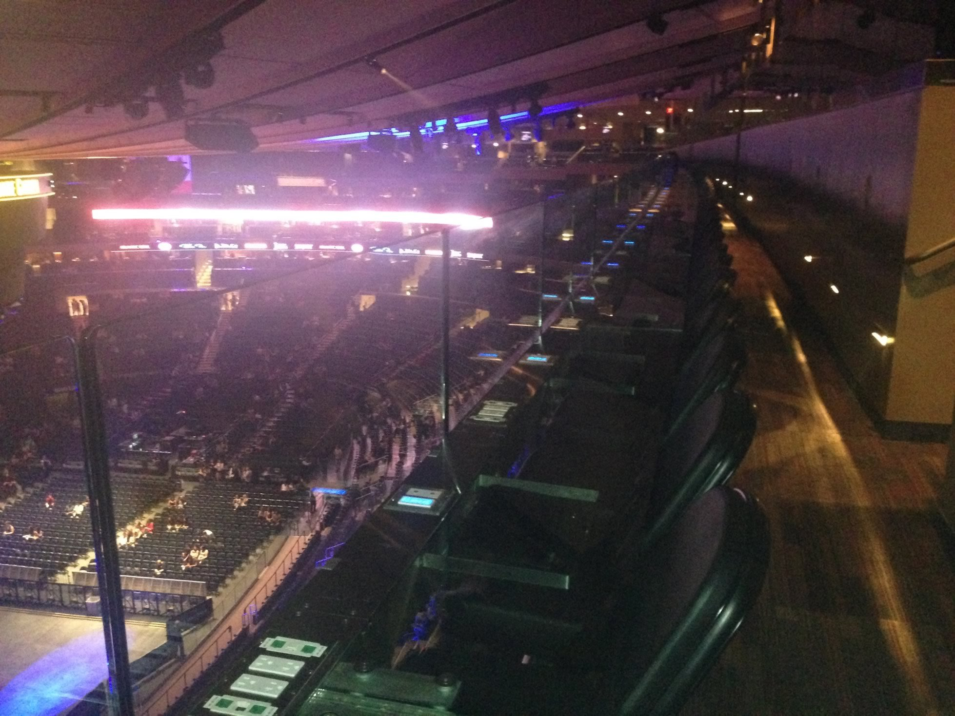 Madison Square Garden Chase Bridges Concert Seating Rateyourseats