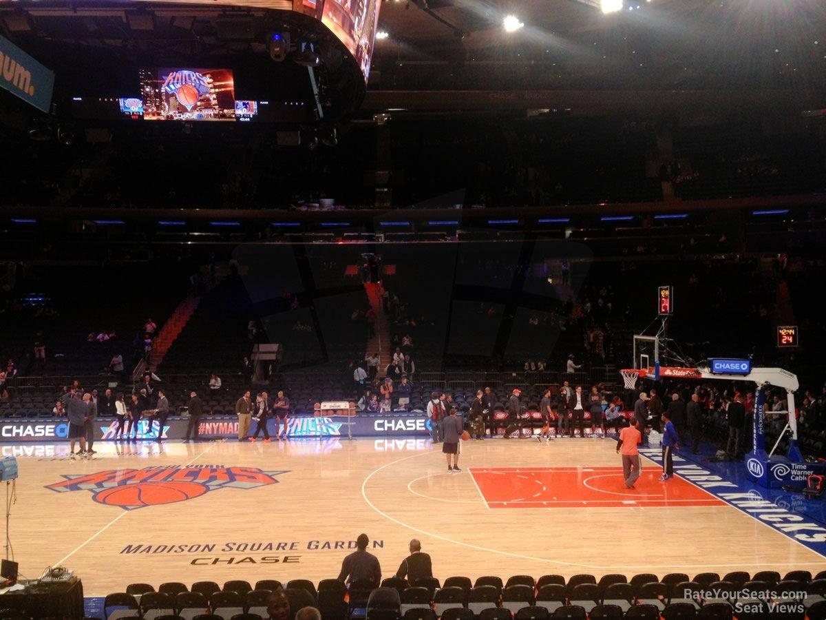 Image Result For Madison Square Garden Basketball Games