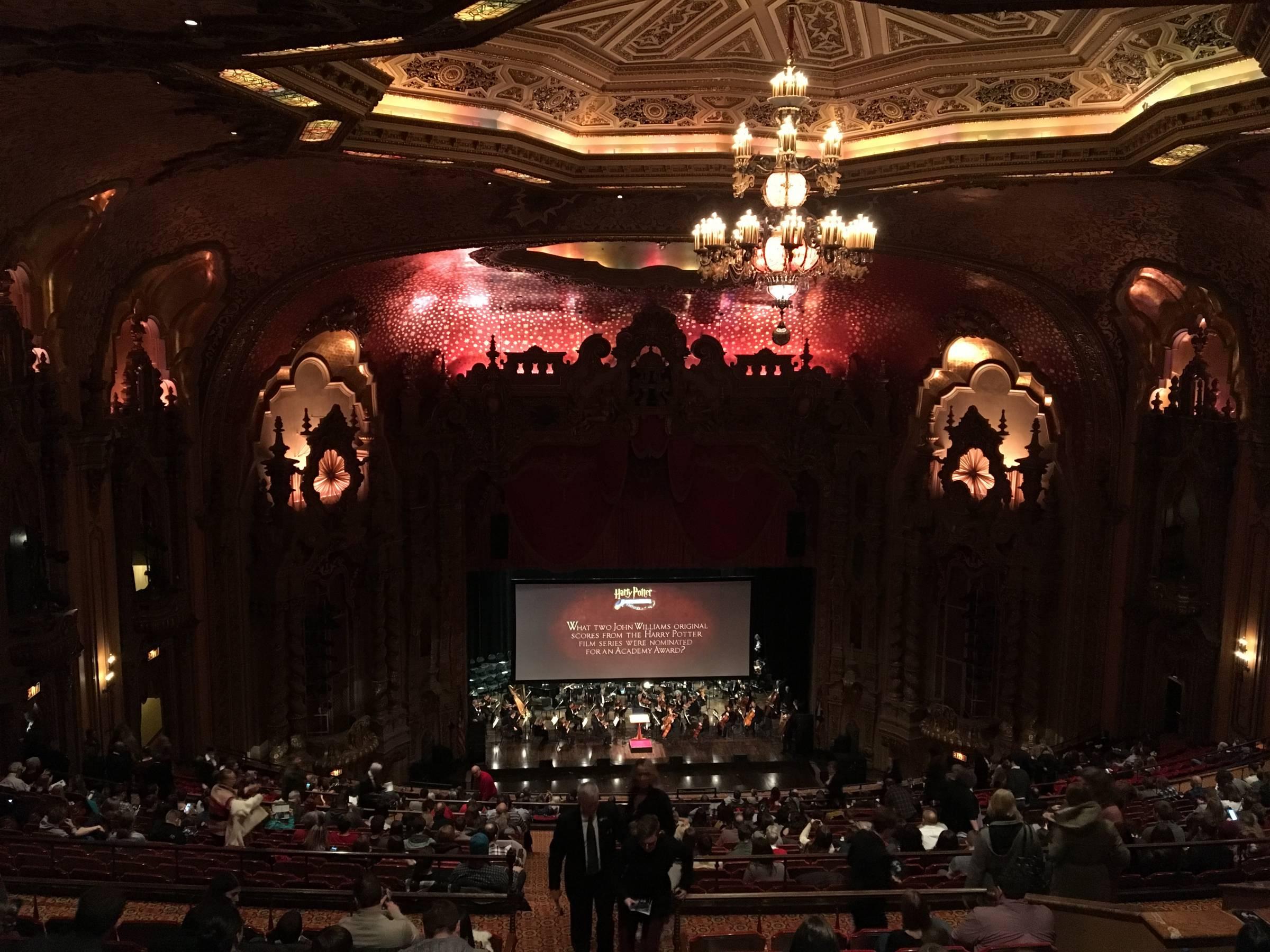 Ohio Theatre Seating Rateyourseats Com