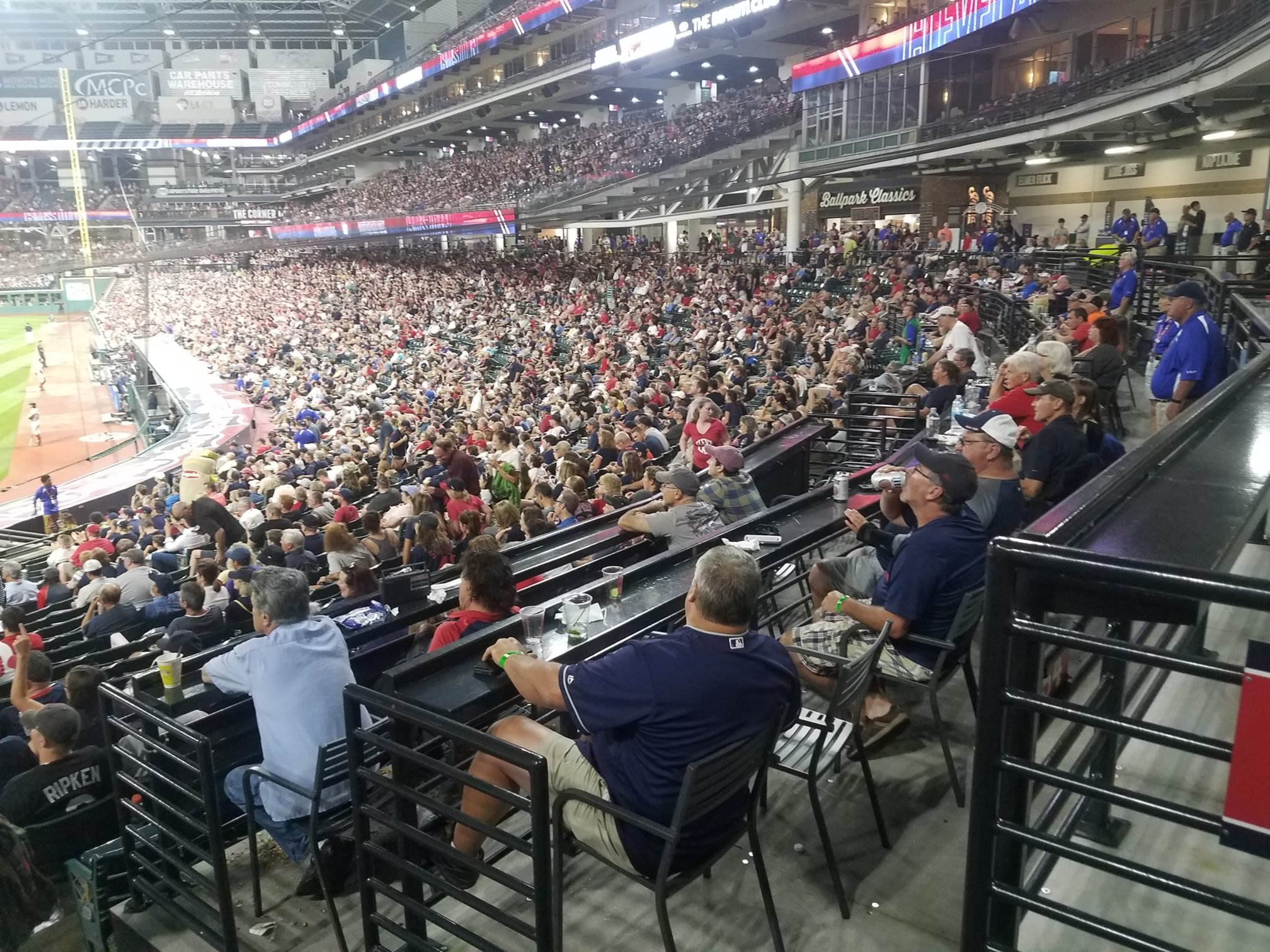 Cleveland Indians Seating Guide - Progressive Field