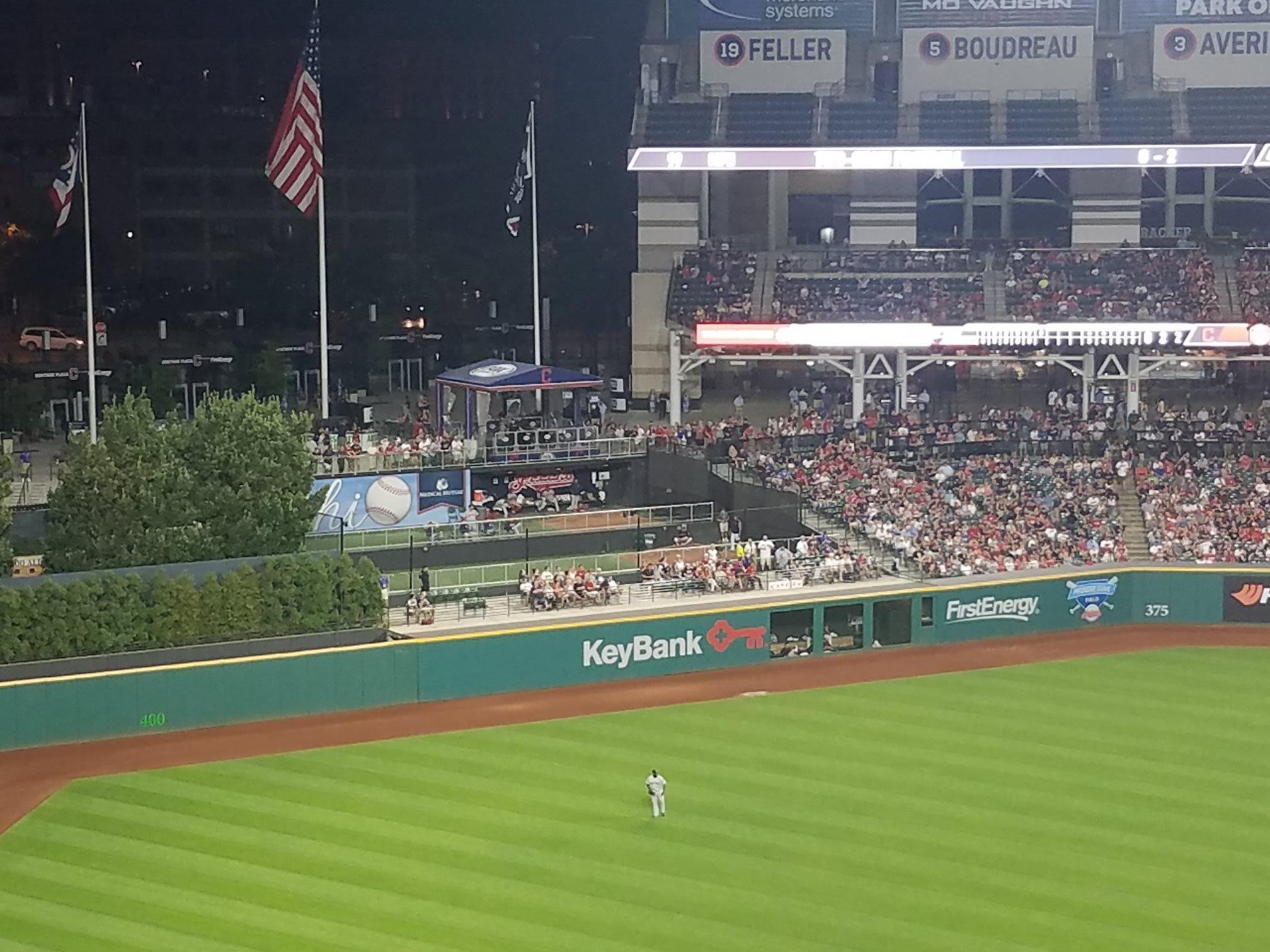 Cleveland Indians Seating Guide Progressive Field Rateyourseatscom