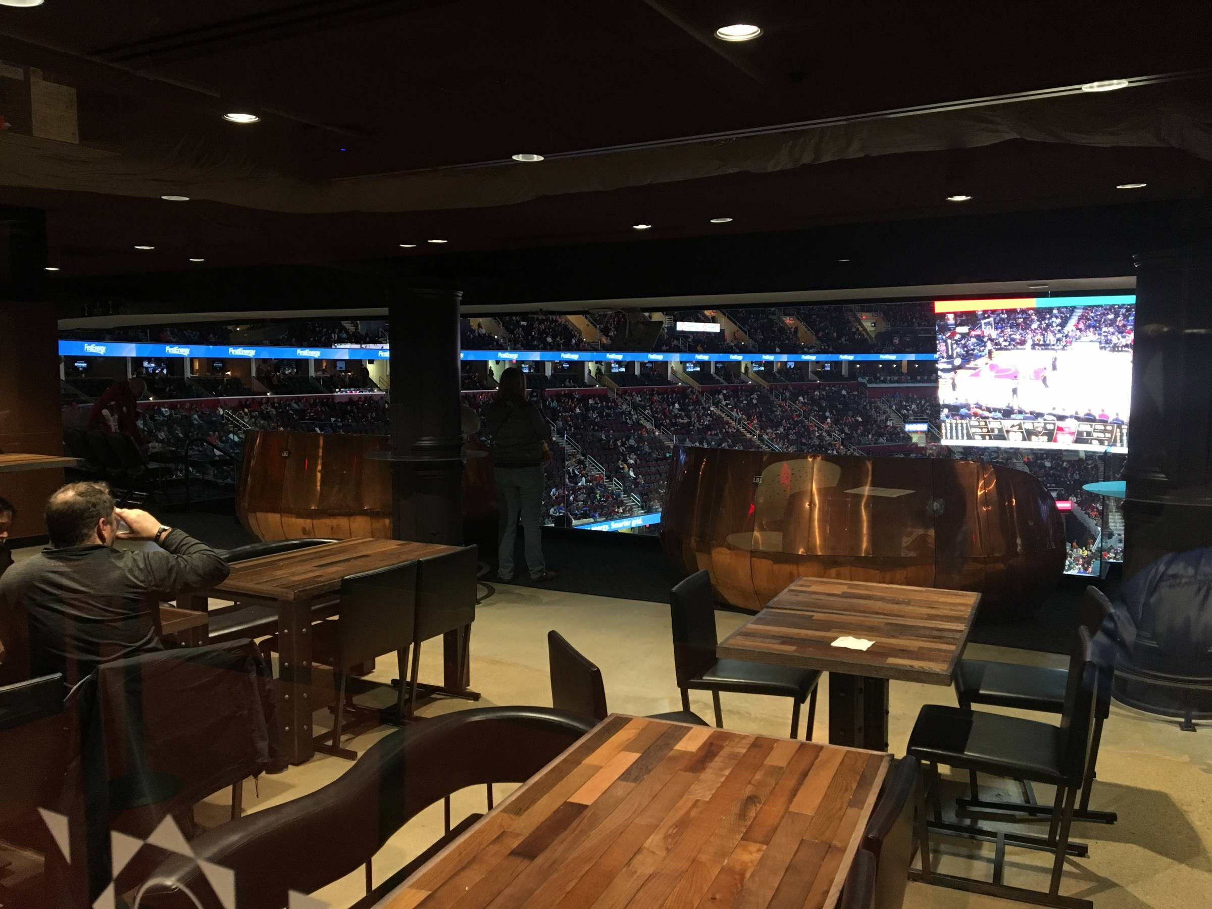 Cleveland Cavaliers Seating Guide - Rocket Mortgage
