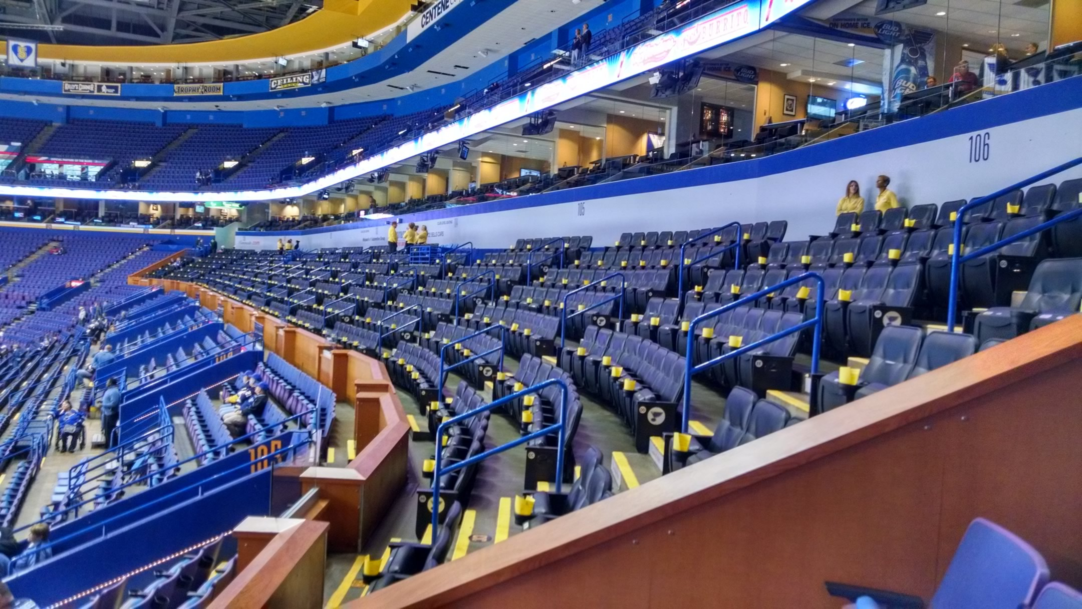 Scottrade Center Seating Chart Disney On Ice Barclays