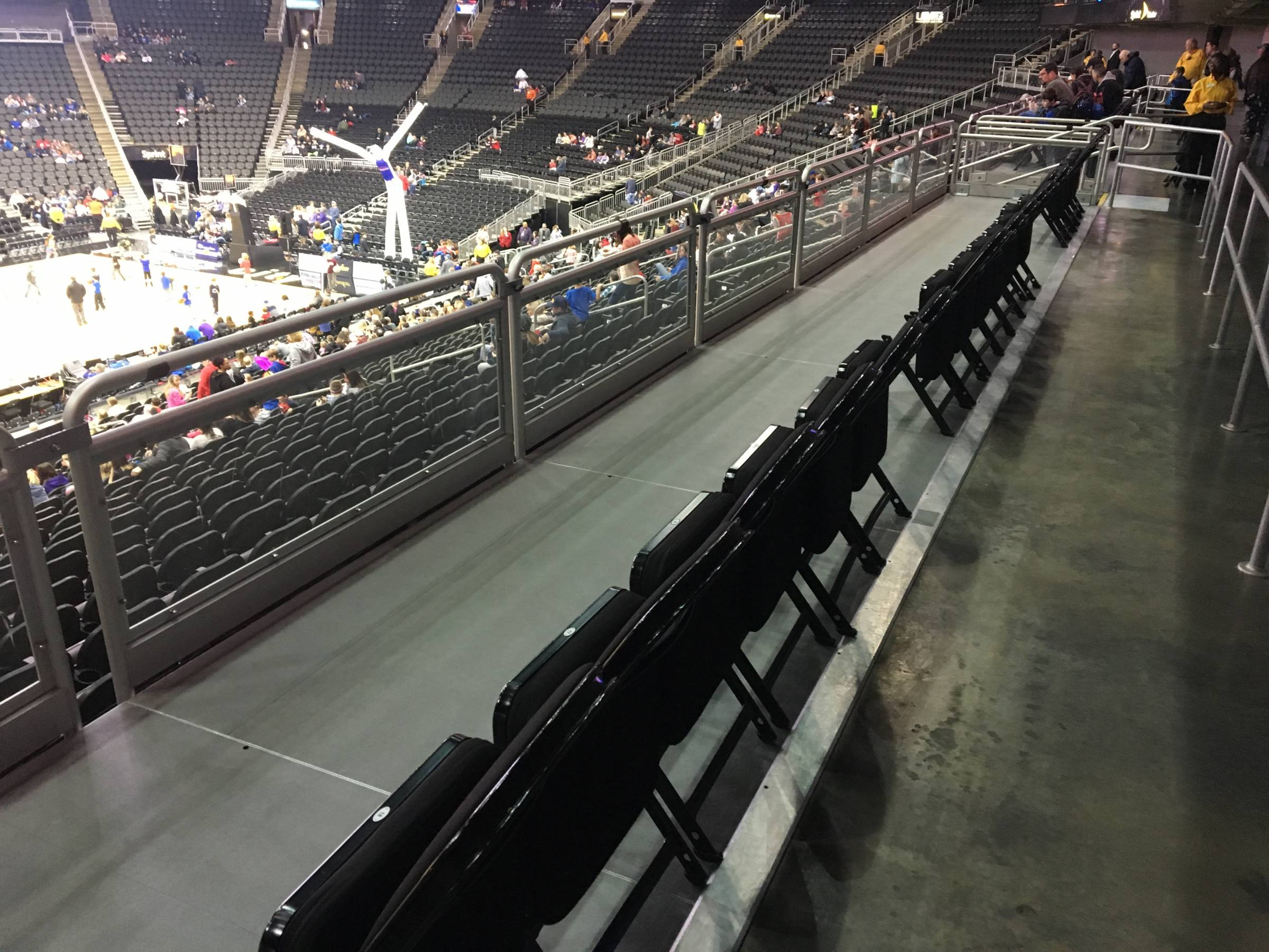 ADA Seating at Sprint Center