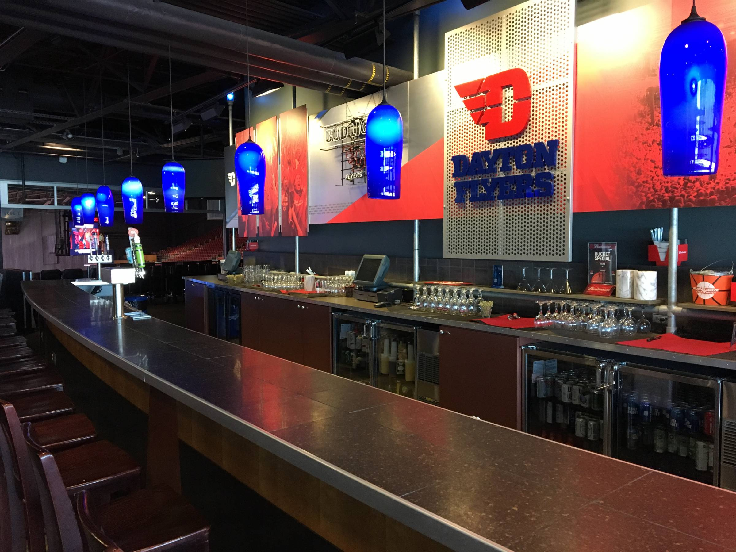 Flight Deck Bar at UD Arena