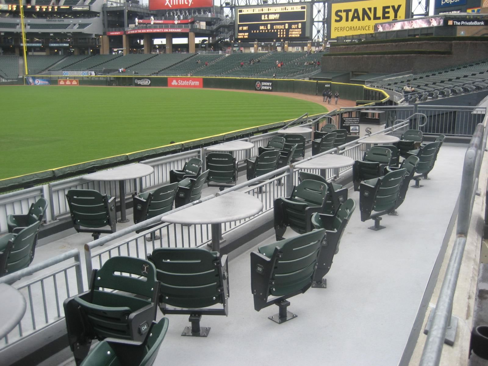 Chicago White Sox Seating Guide - Guaranteed Rate Field ...