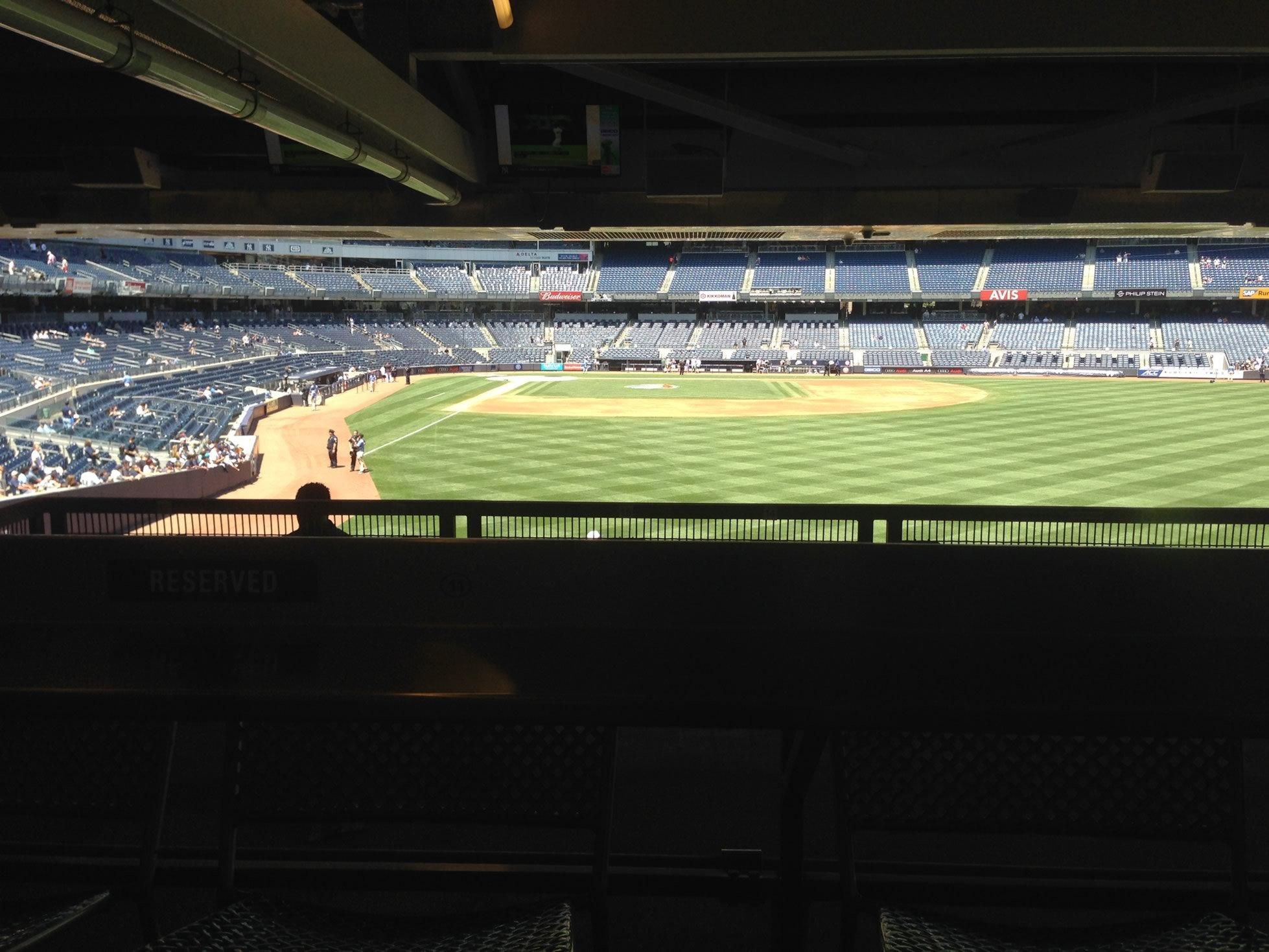 Yankee Stadium Seating for Yankees Games - RateYourSeats.com