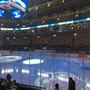 Toronto Maple Leafs Seat View for Scotiabank Arena Section 105, Row 8