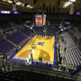 Seat View for Alaska Airlines Arena Section 4, Row 24
