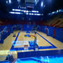 Seat View for Allen Fieldhouse Section 12, Row 1
