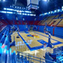 Seat View for Allen Fieldhouse Section 13, Row 1