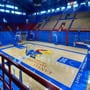 Seat View for Allen Fieldhouse Section 15, Row 1